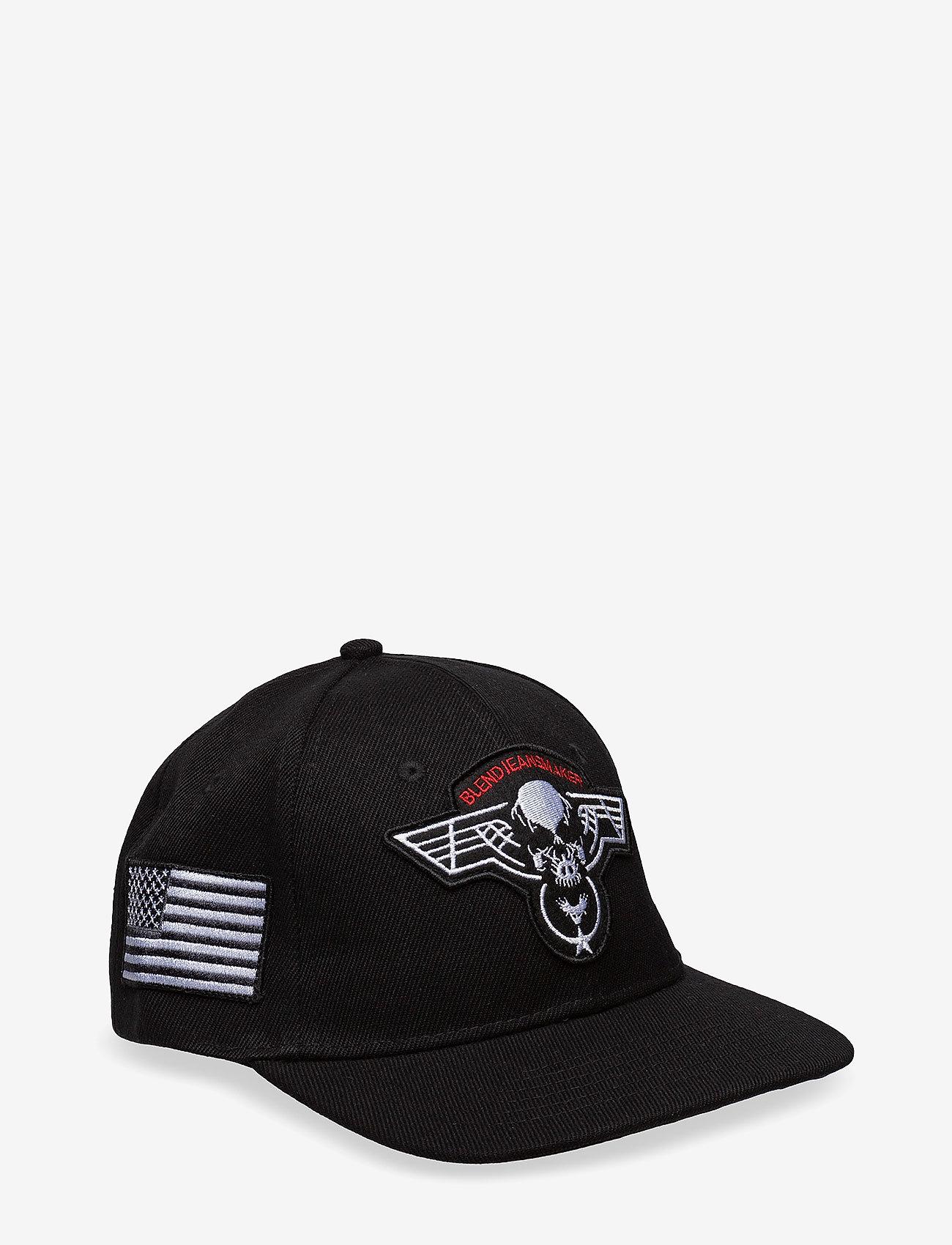 Blend - Cap - caps - black