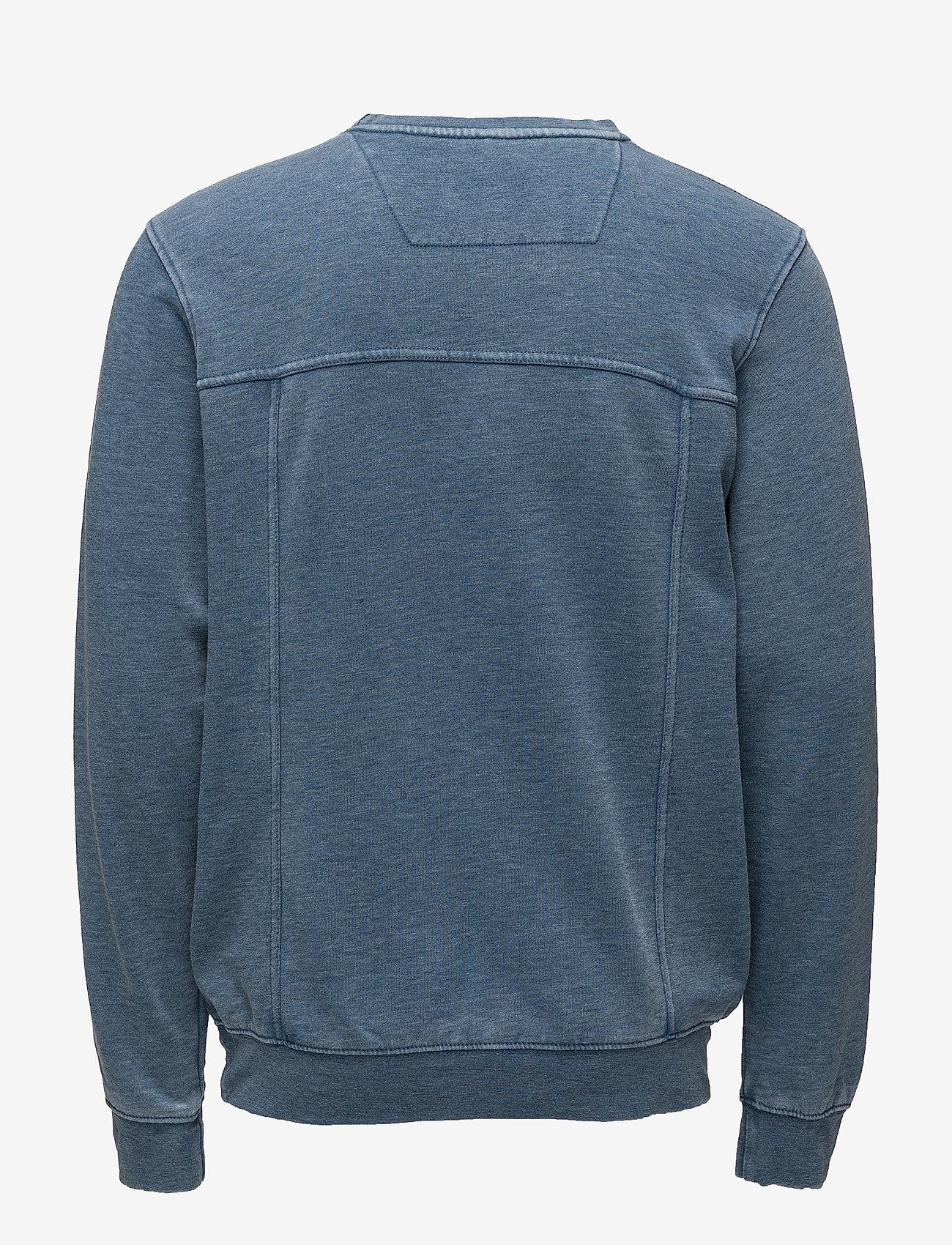 Blend - Sweatshirt - basic sweatshirts - ensign blue
