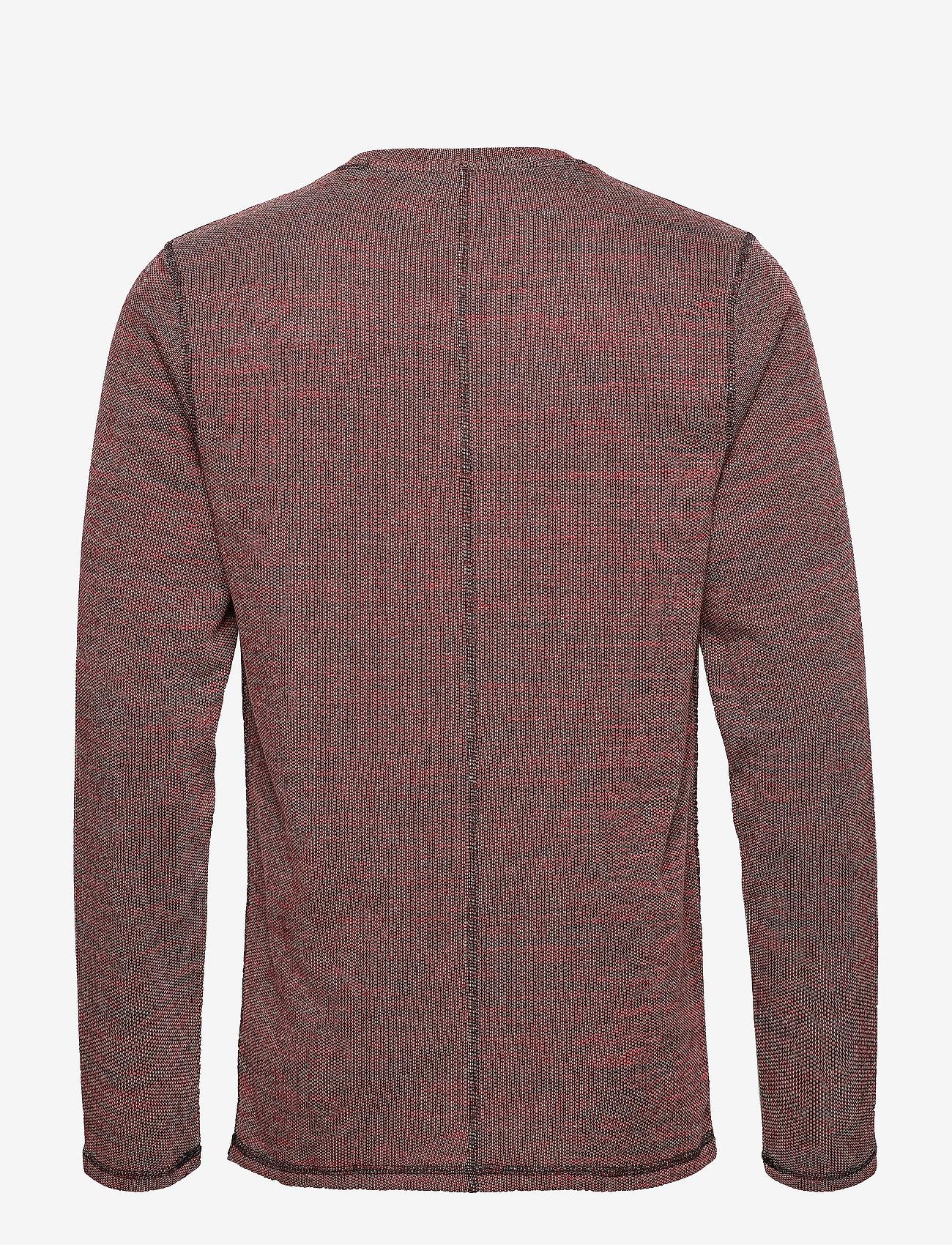 Blend - Sweatshirt - basic sweatshirts - pomp red