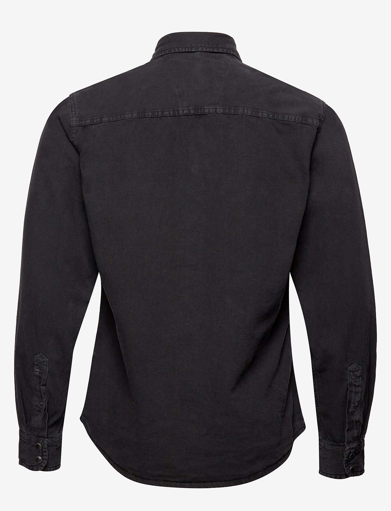 Blend - Shirt - chemises en jean - black - 1
