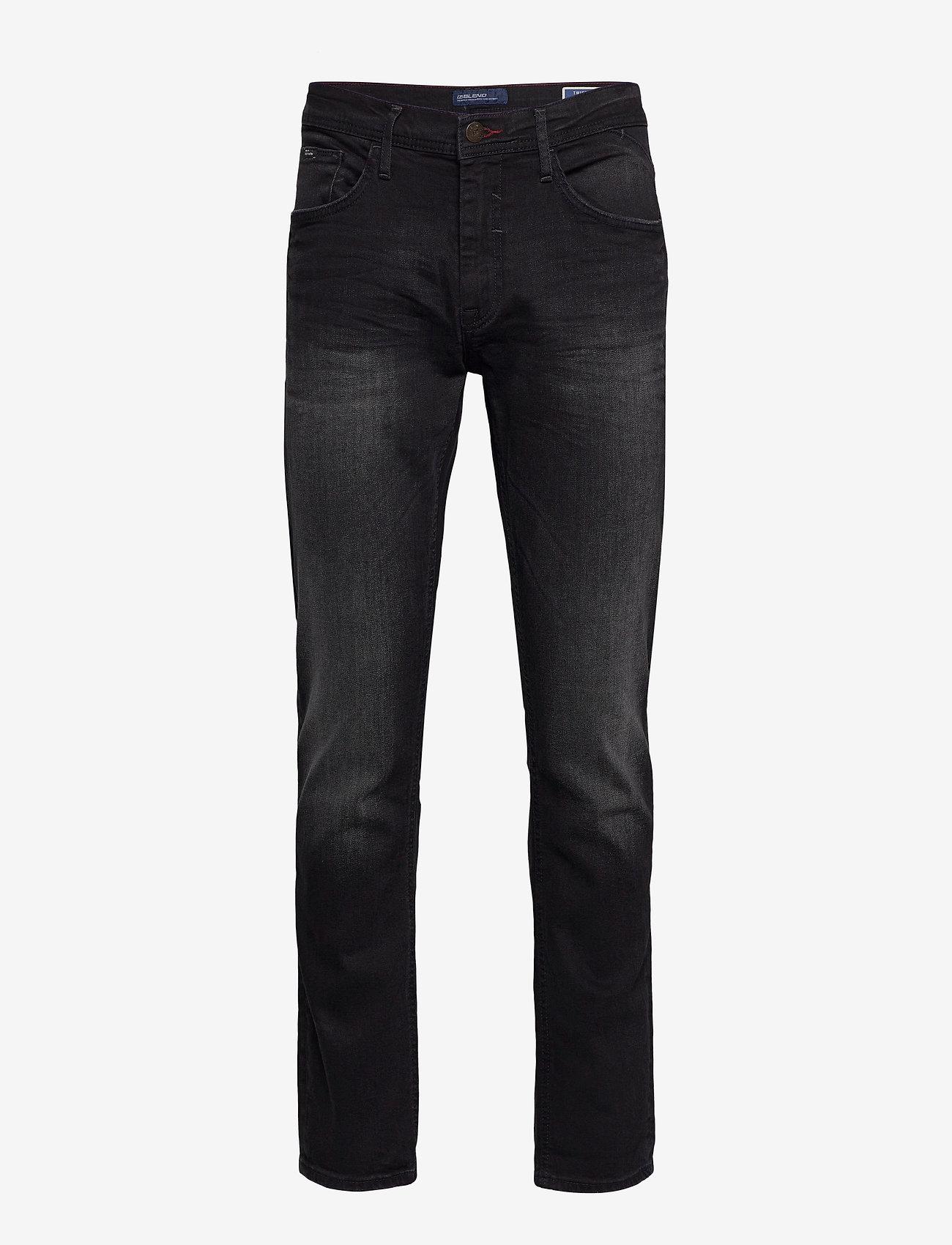 Blend - Jeans - Clean - slim jeans - denim black - 0