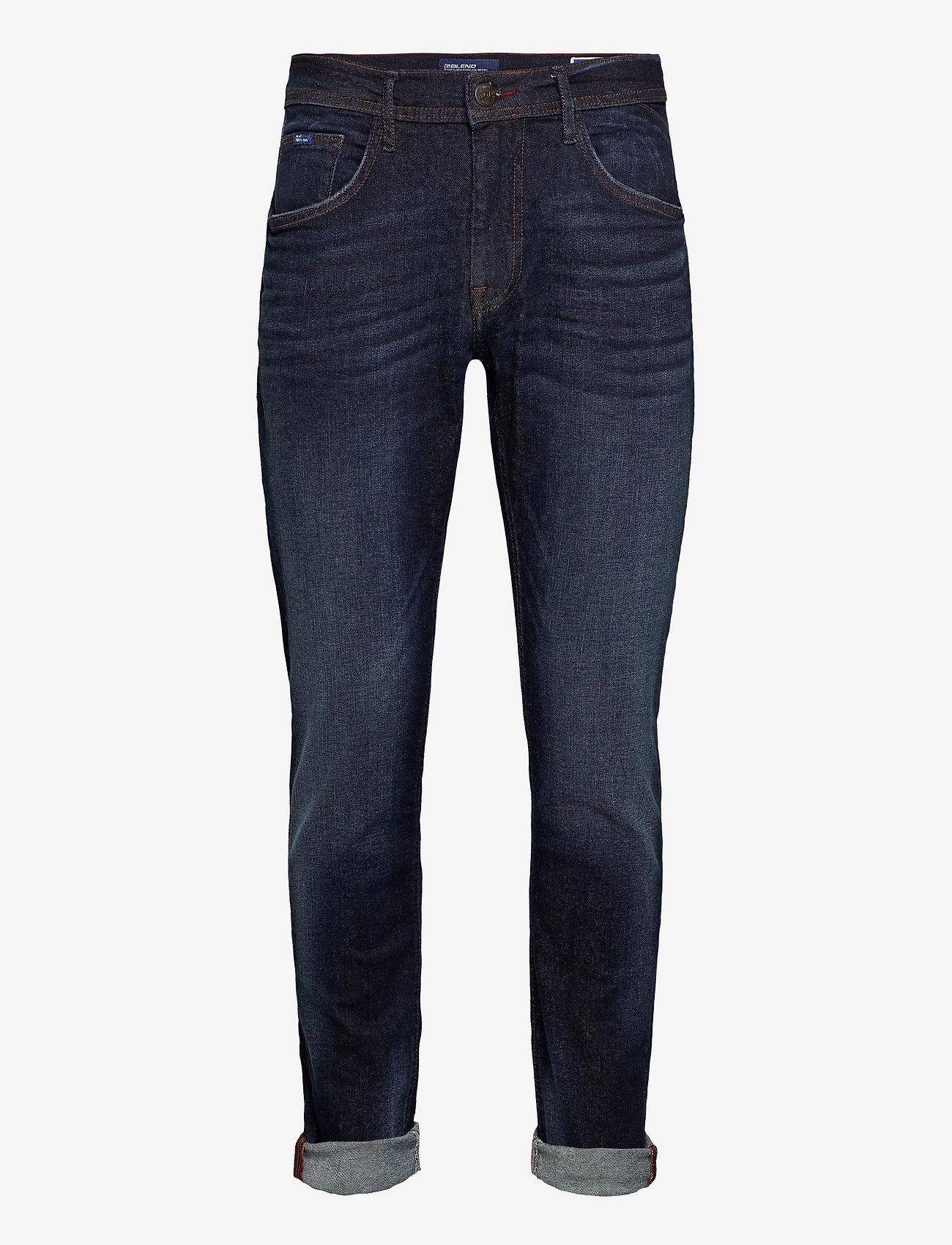 Blend - Jeans - Clean - slim jeans - denim dark blue - 0