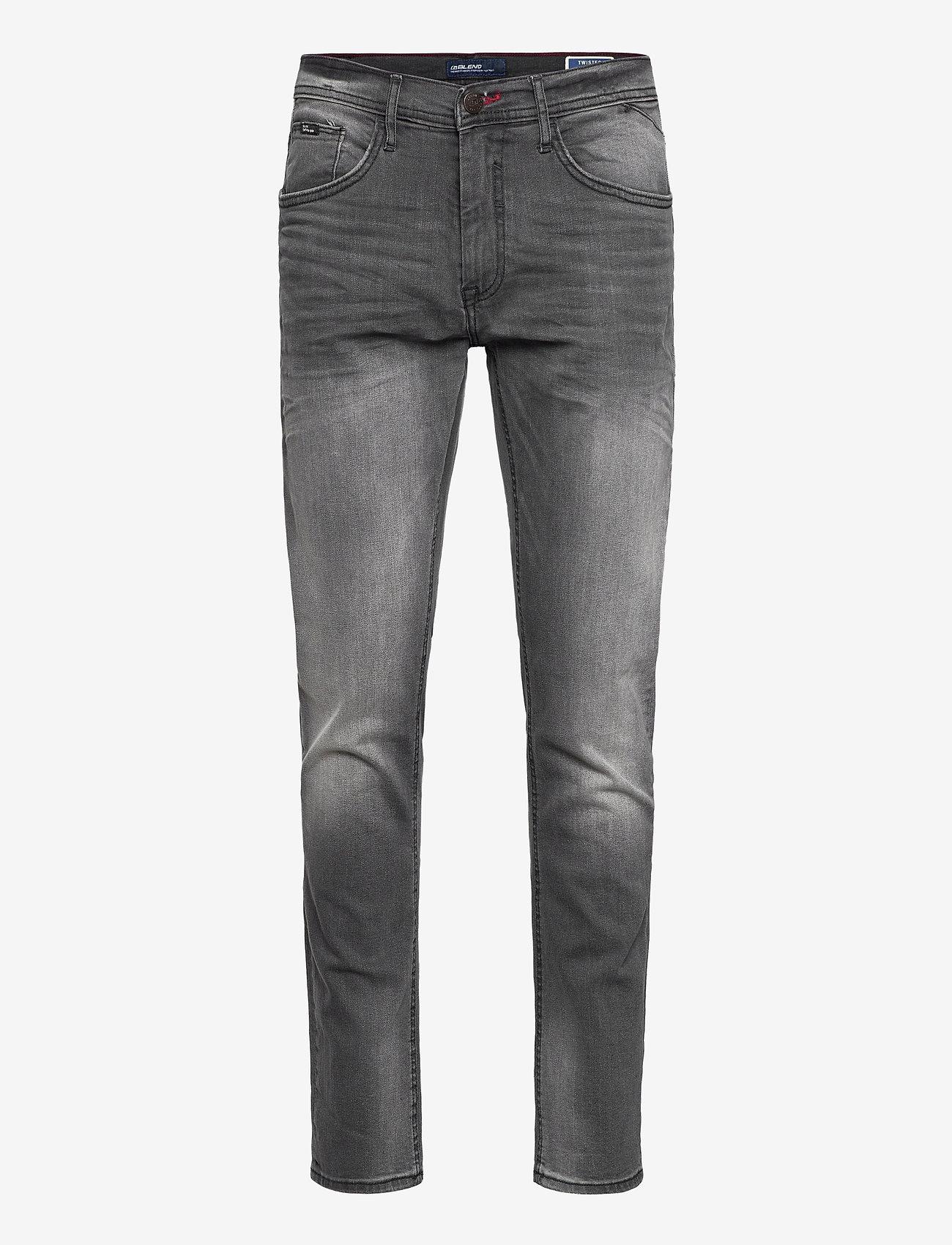 Blend - Jeans - Clean - slim jeans - denim grey - 0