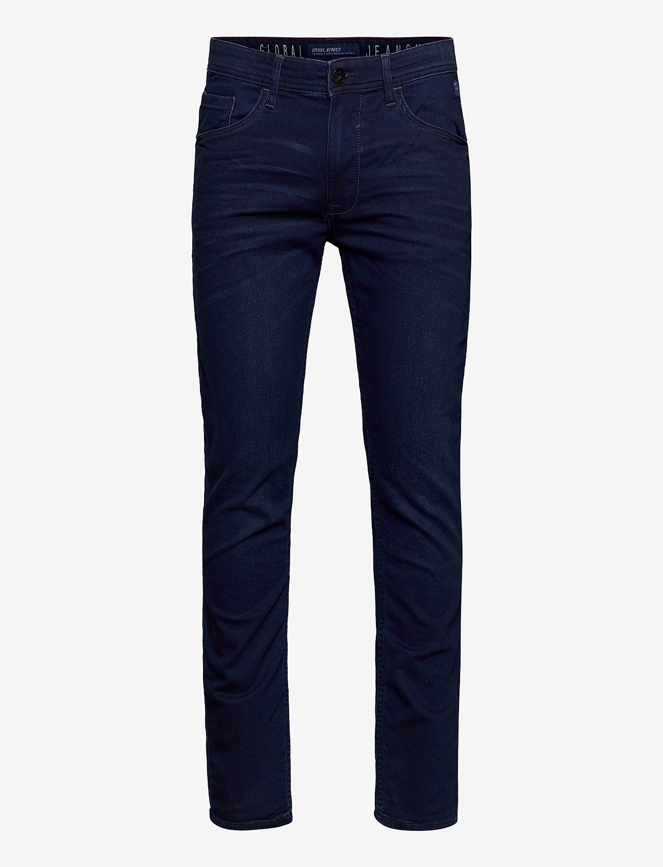 Blend - Jeans Jogg - skinny jeans - denim dark blue - 0