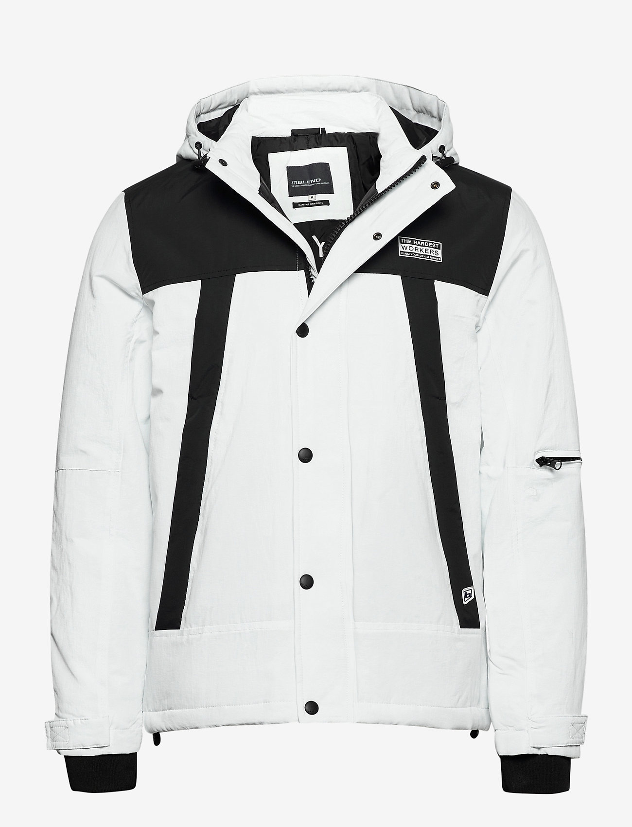 Blend - Outerwear - windjassen - bright white - 0