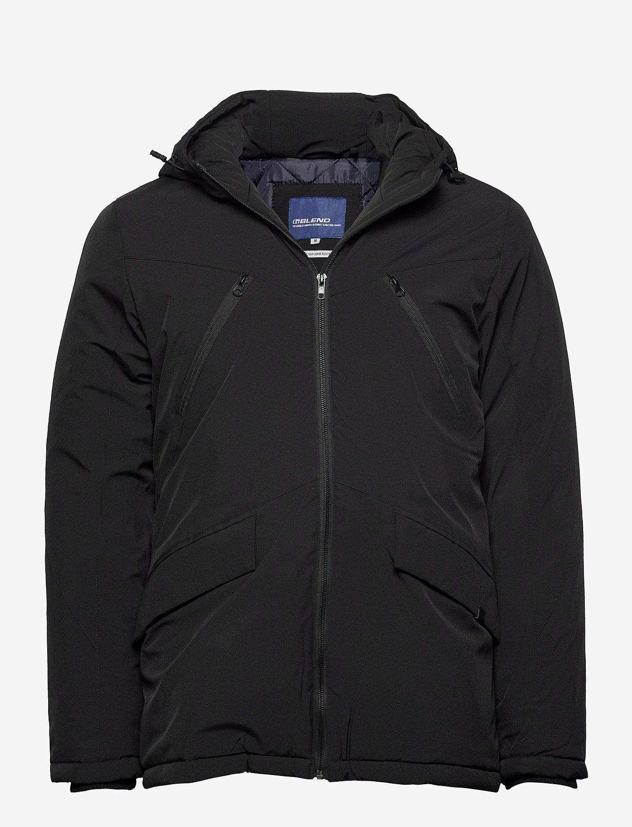 Blend - Outerwear - donsjassen - black - 0