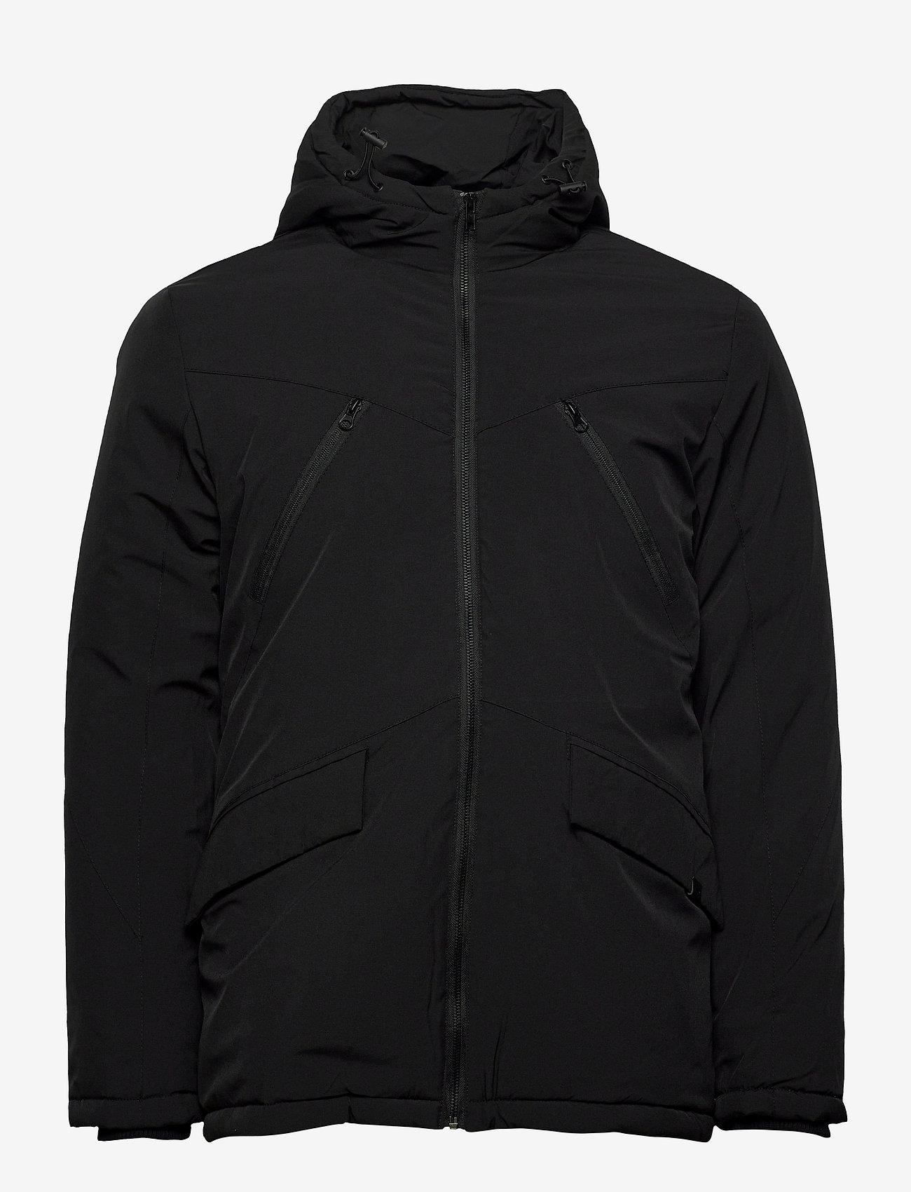 Blend - Outerwear - donsjassen - black - 1