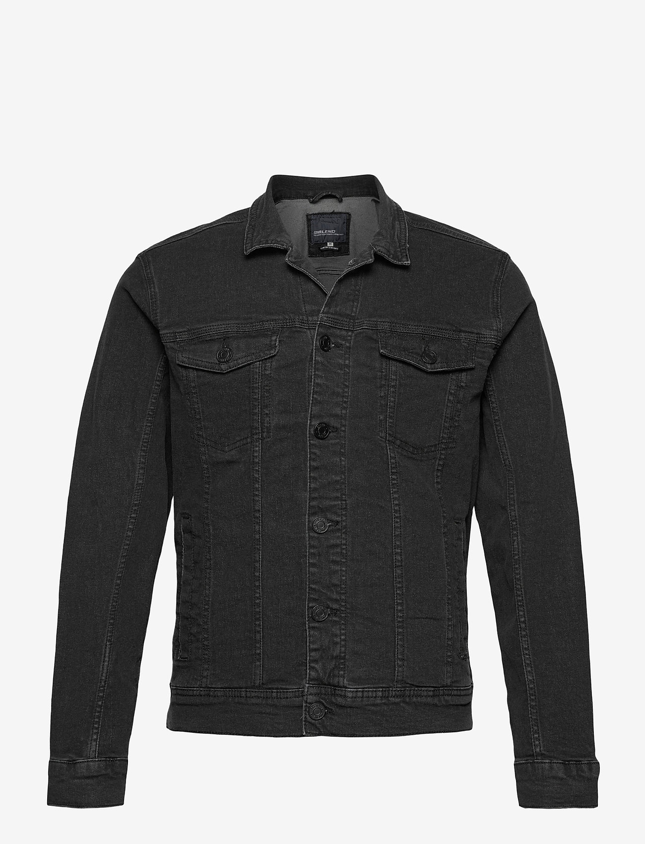 Blend - Outerwear - NOOS - denim jackets - denim black - 0