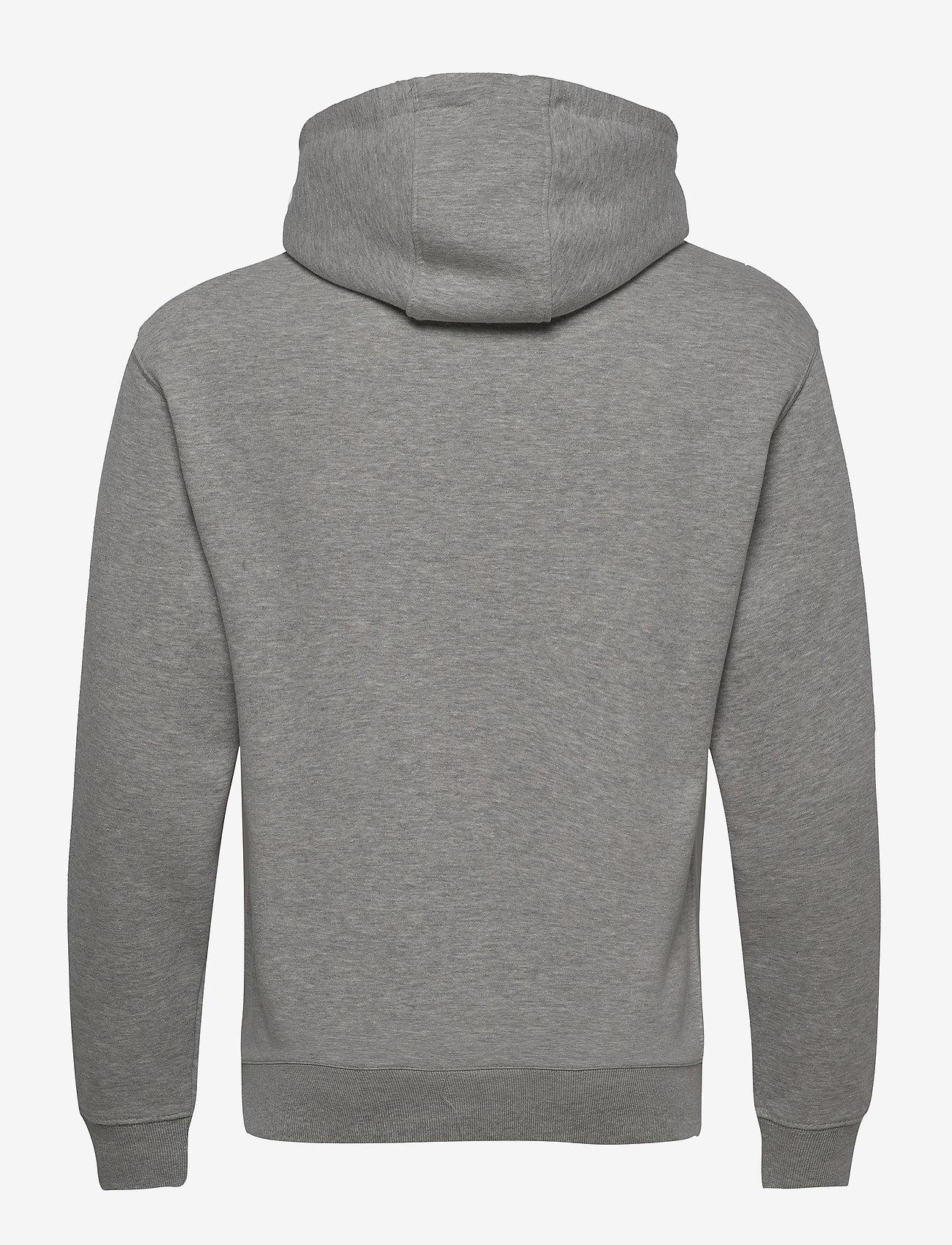 Blend - Sweatshirt - perus-college-paitoja - stone mix - 1