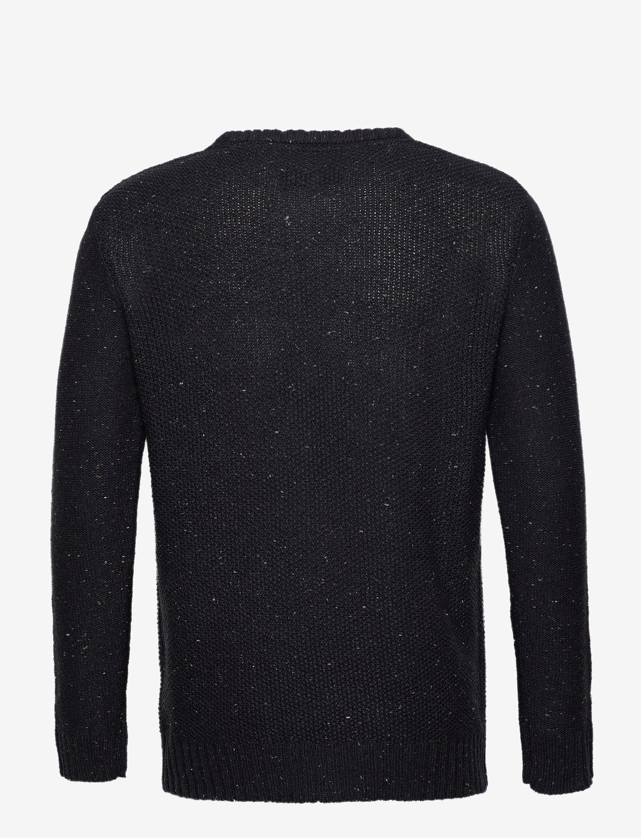 Blend Pullover - Strikkevarer DARK NAVY - Menn Klær
