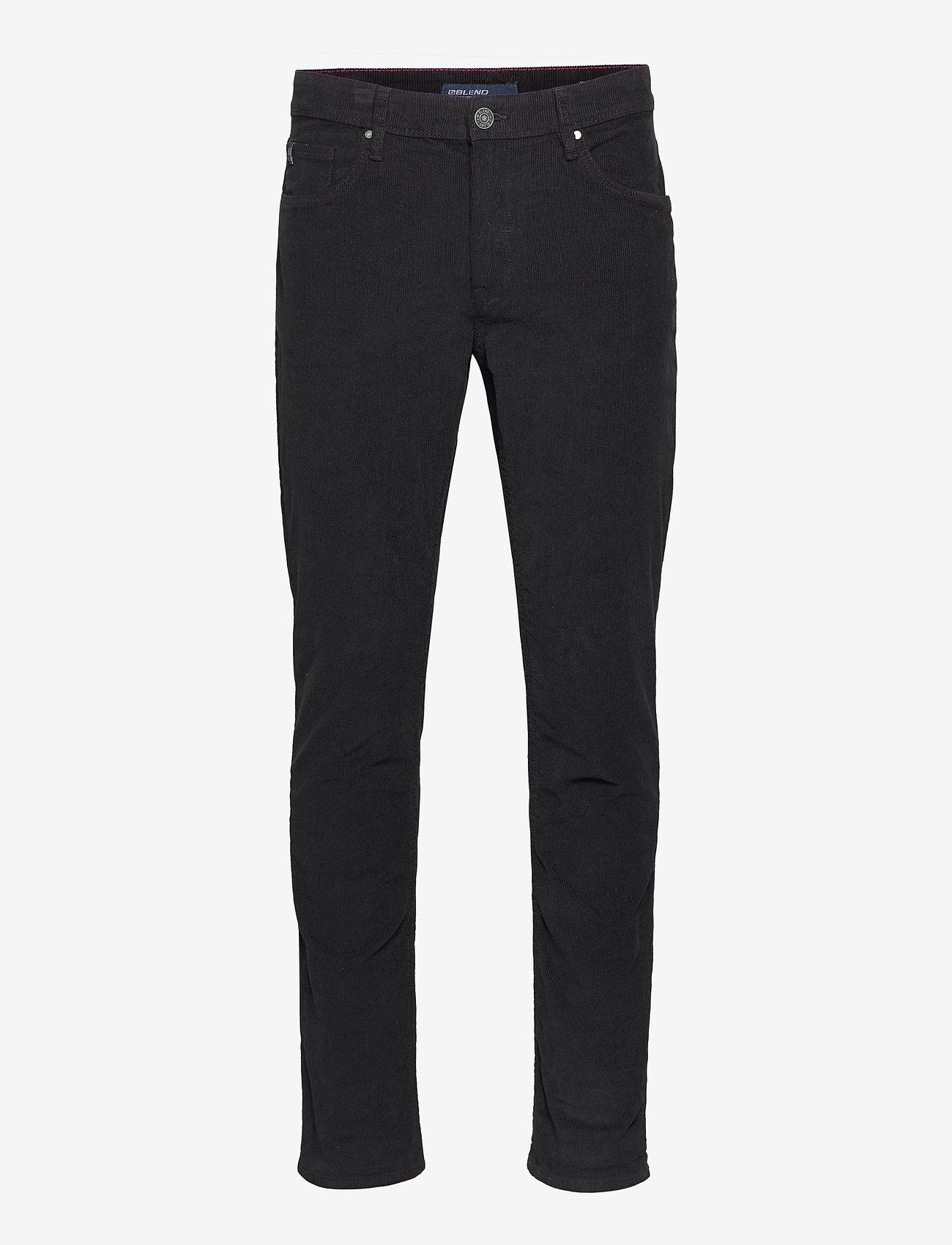 Blend - Pants - slim jeans - black - 1