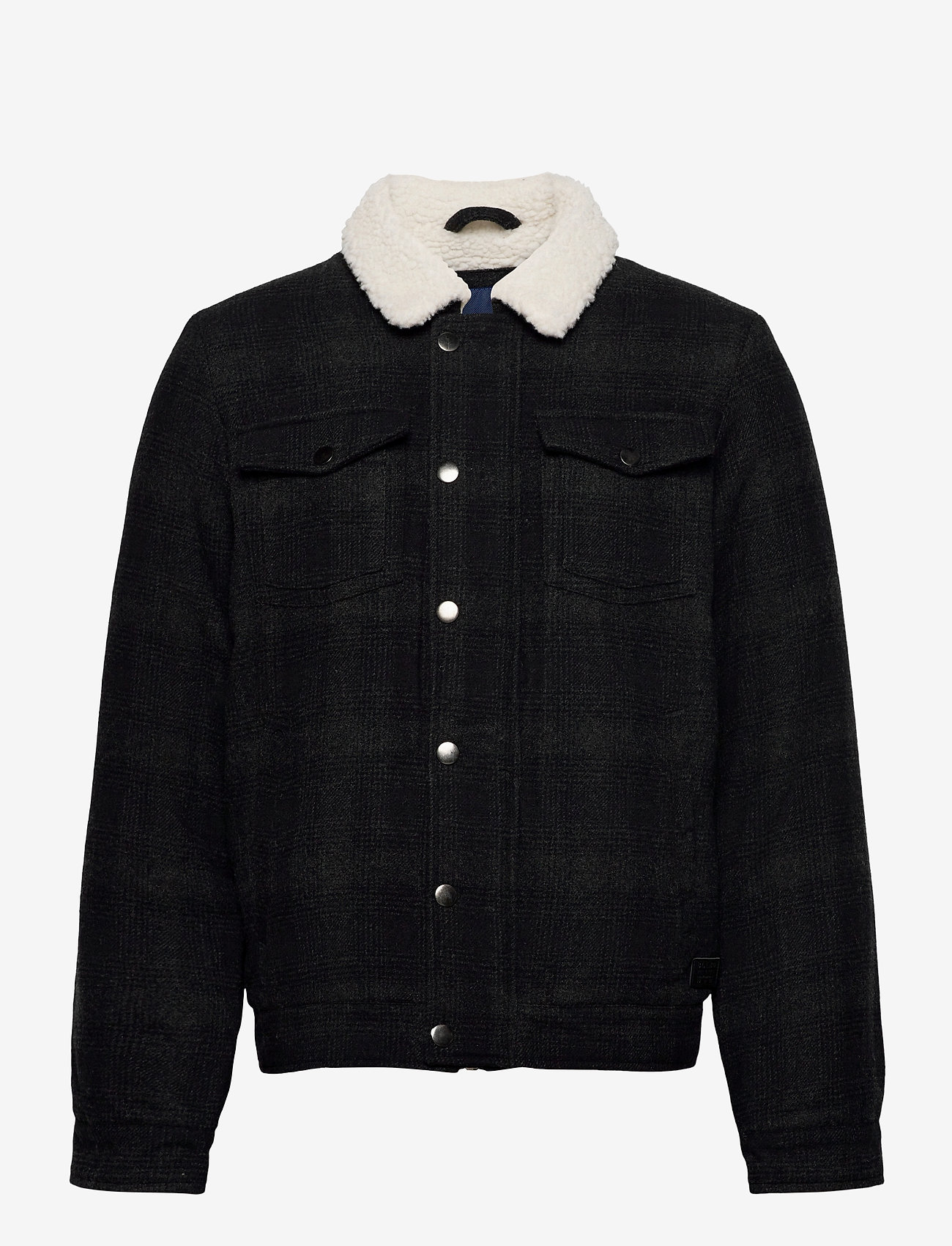 Blend - Outerwear - wollen jassen - dark navy - 0