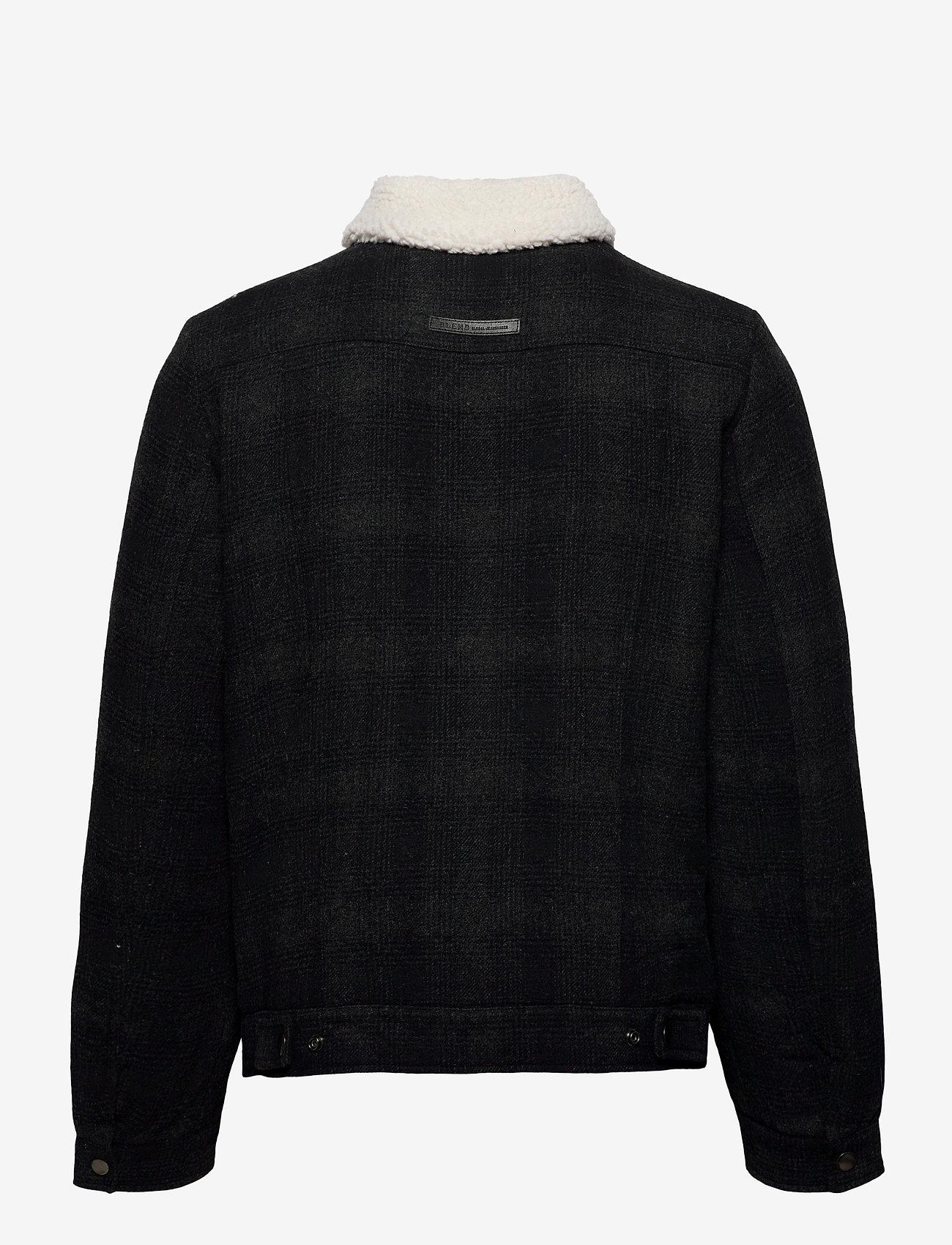 Blend - Outerwear - wool jackets - dark navy - 1