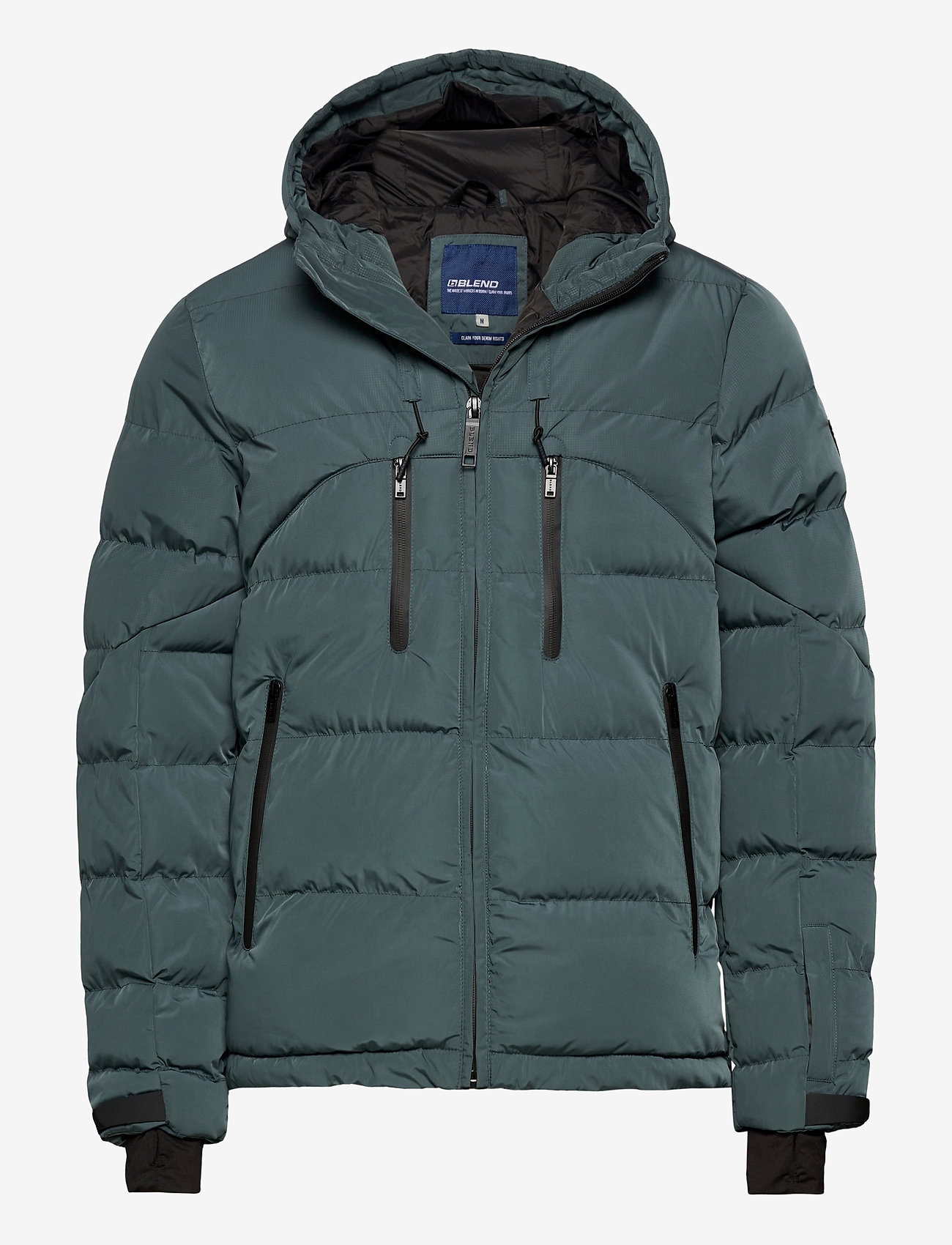 Blend - Outerwear - padded jackets - dark slate - 0