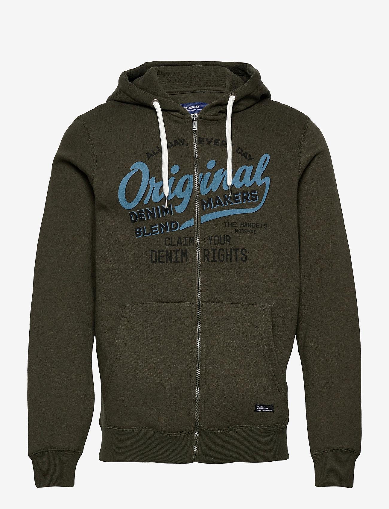 Blend - Sweatshirt - hupparit - rosin - 0