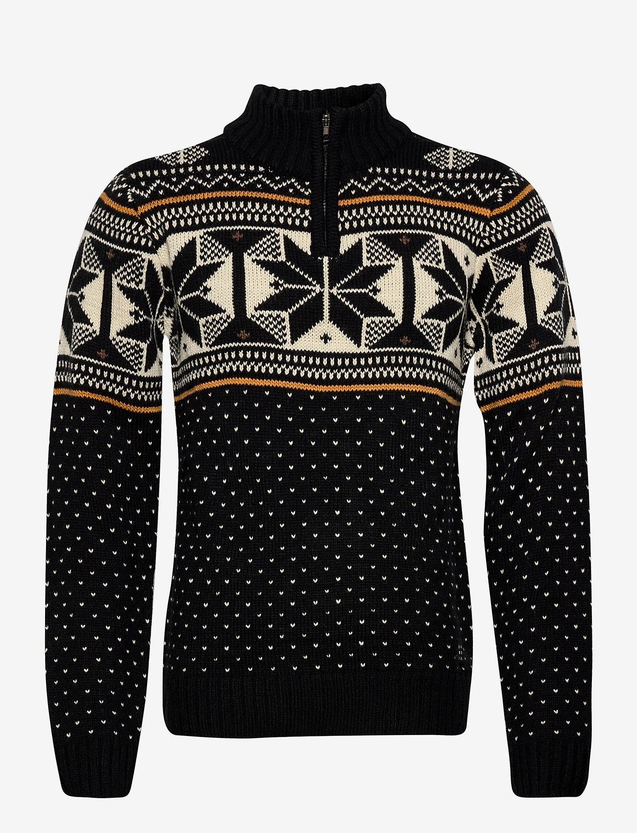 Blend - Pullover - pulls demi-zip - black - 0