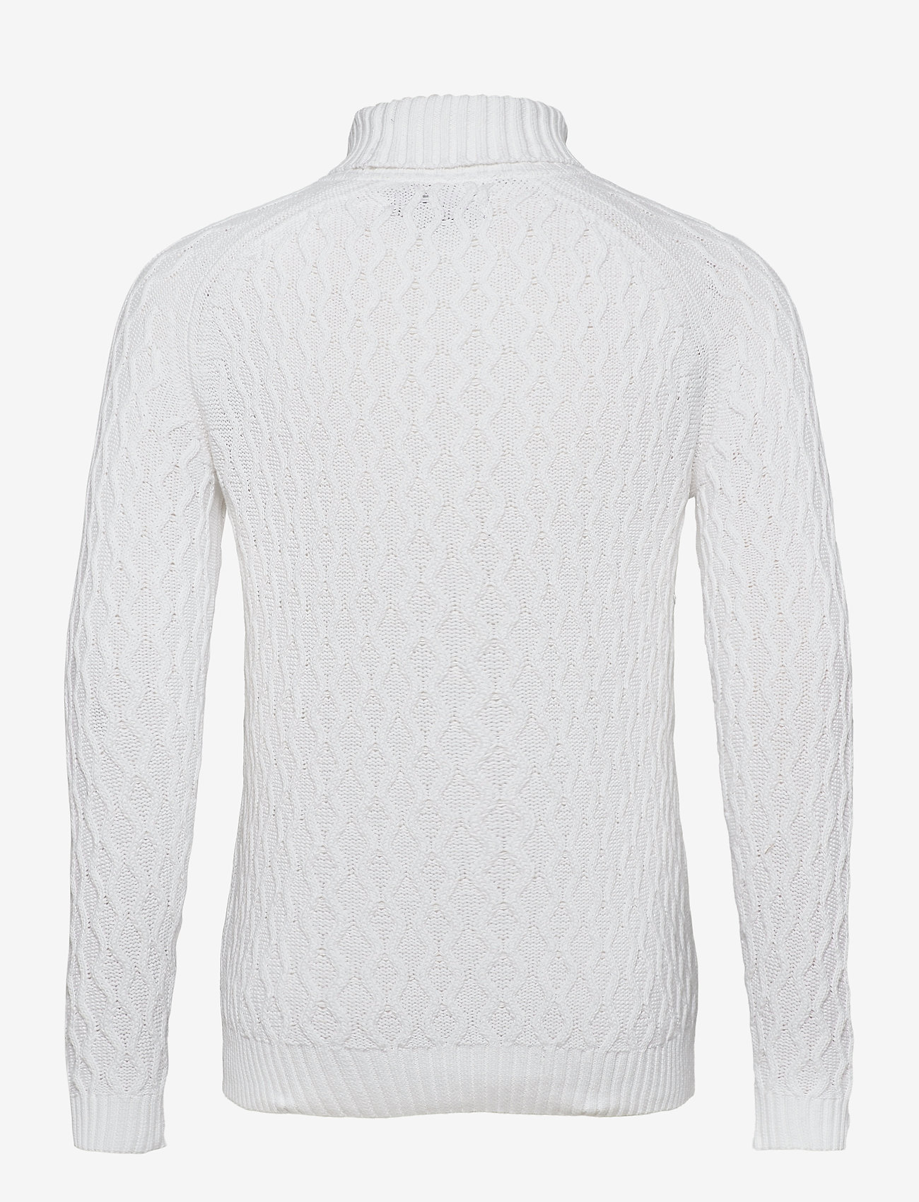 Blend - Pullover - basic gebreide truien - bright white - 1
