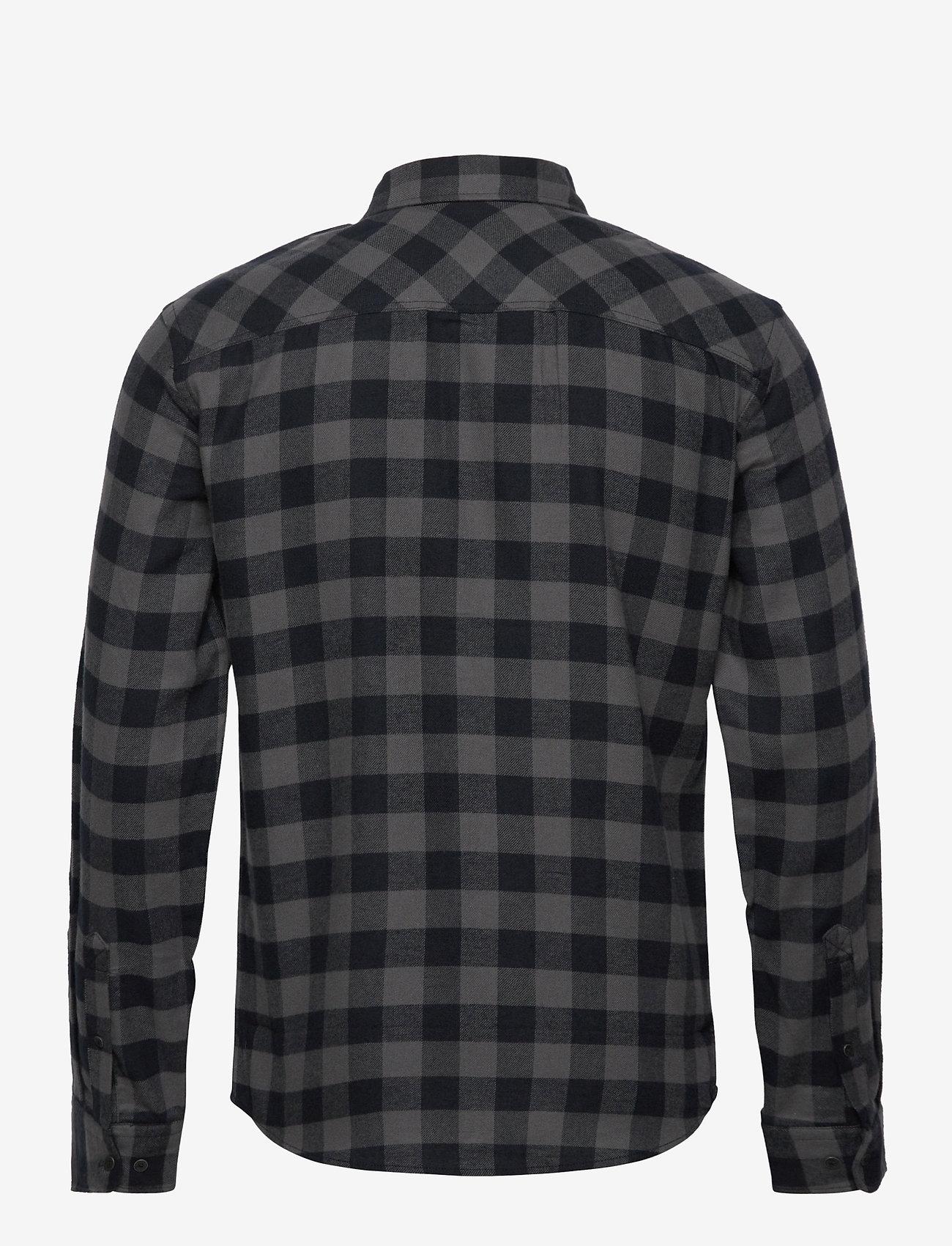 Blend - Shirt - chemises décontractées - iron gate - 1
