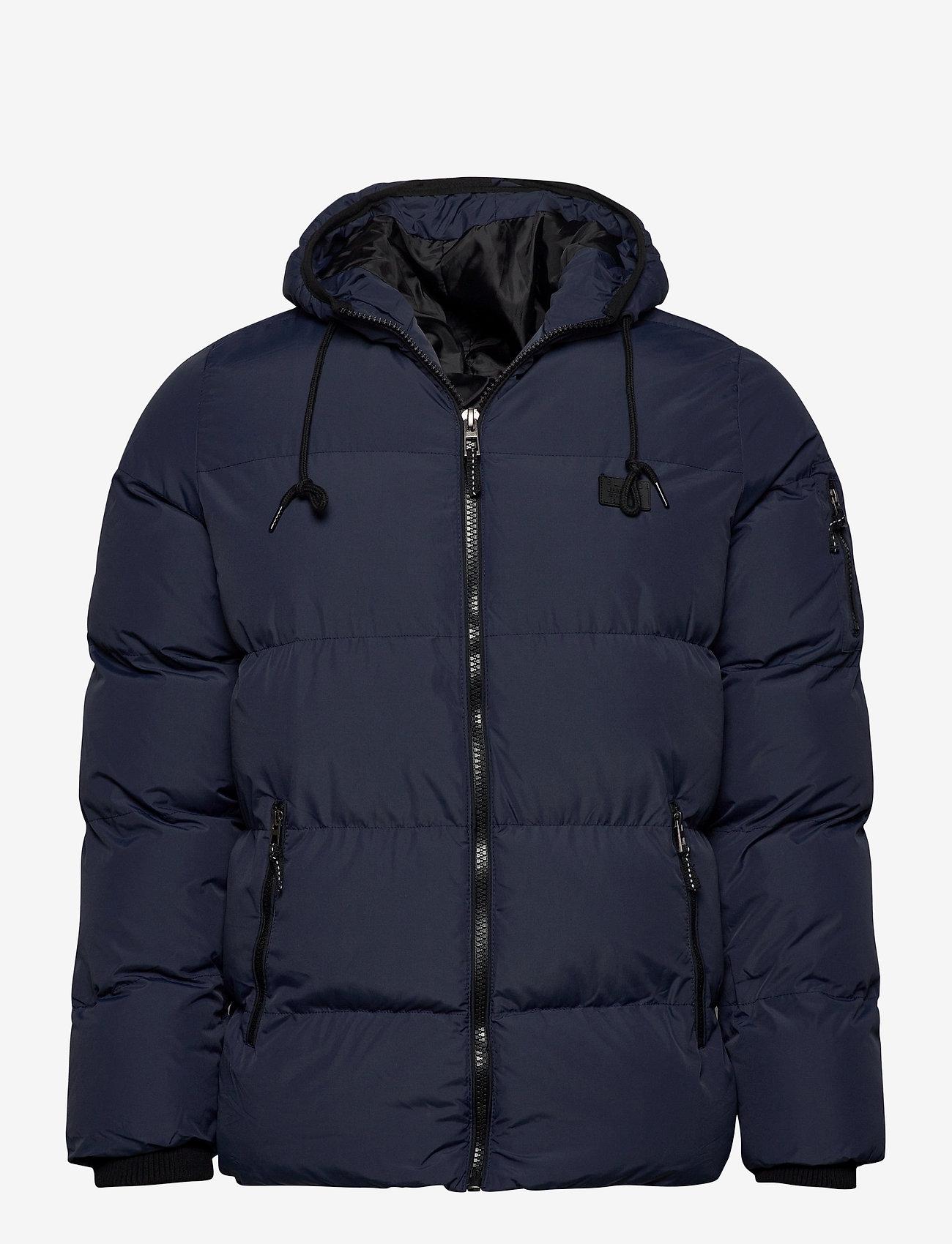 Blend - Outerwear - donsjassen - dark navy - 0