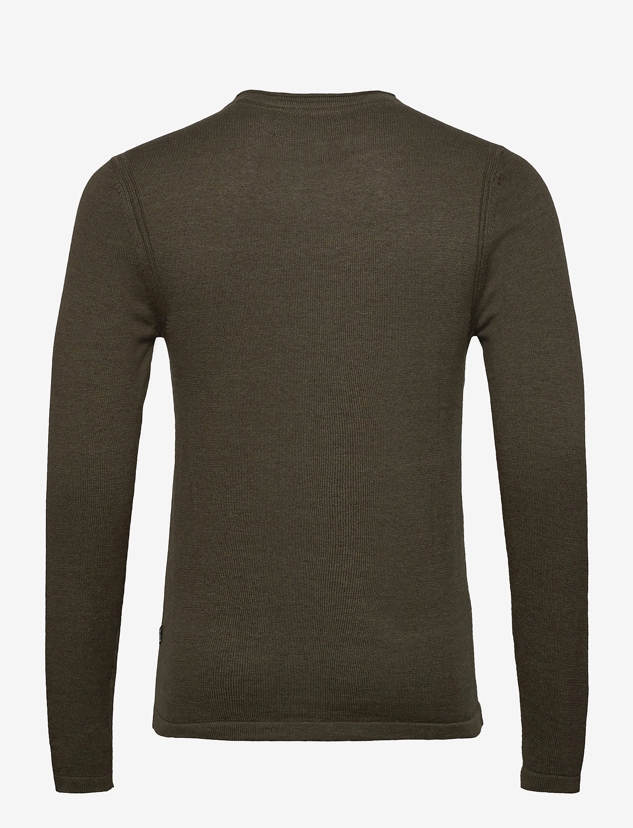 Blend - Pullover - basic knitwear - deep depths melange - 1