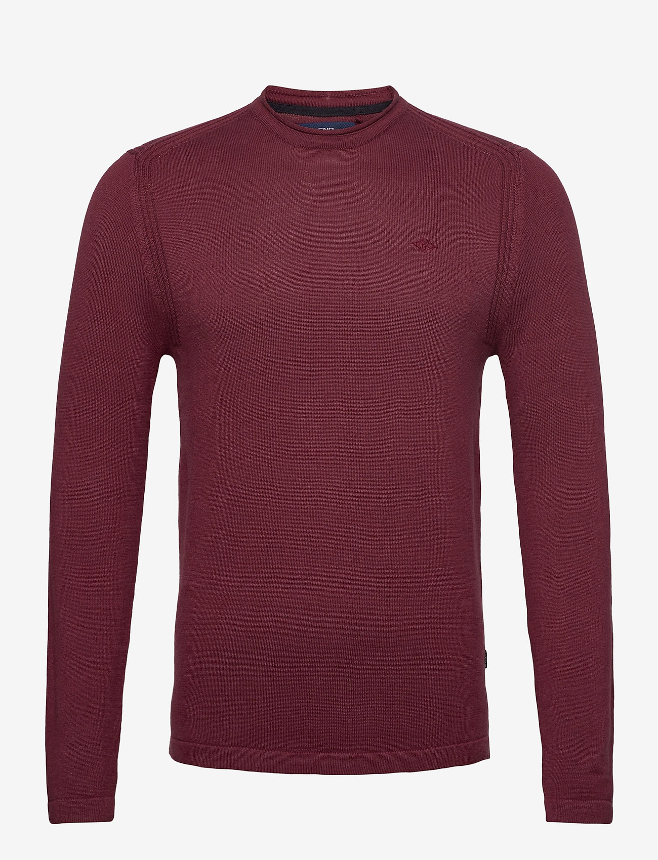 Blend - Pullover - basic knitwear - tawny port - 0