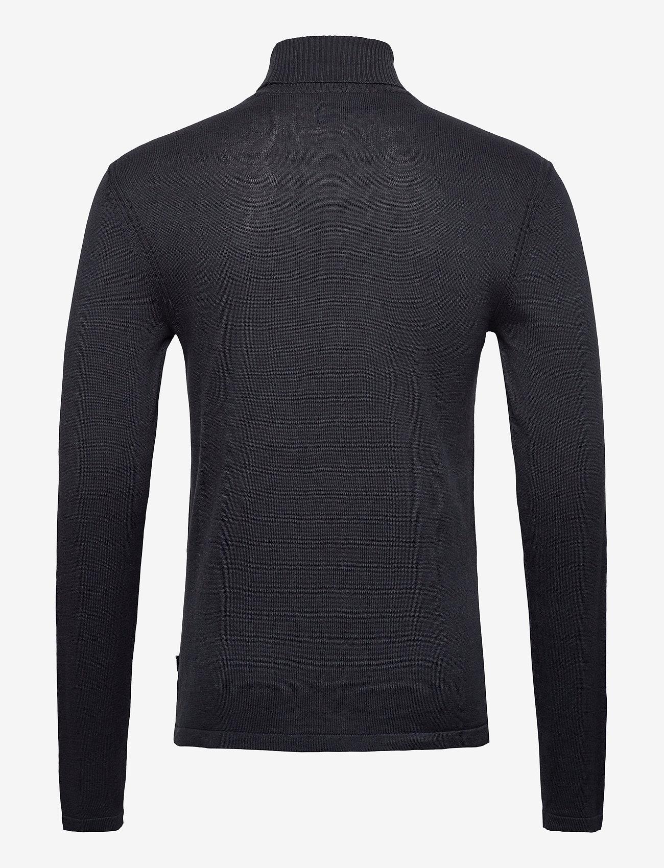 Blend - Pullover - tricots basiques - dark navy melange - 1