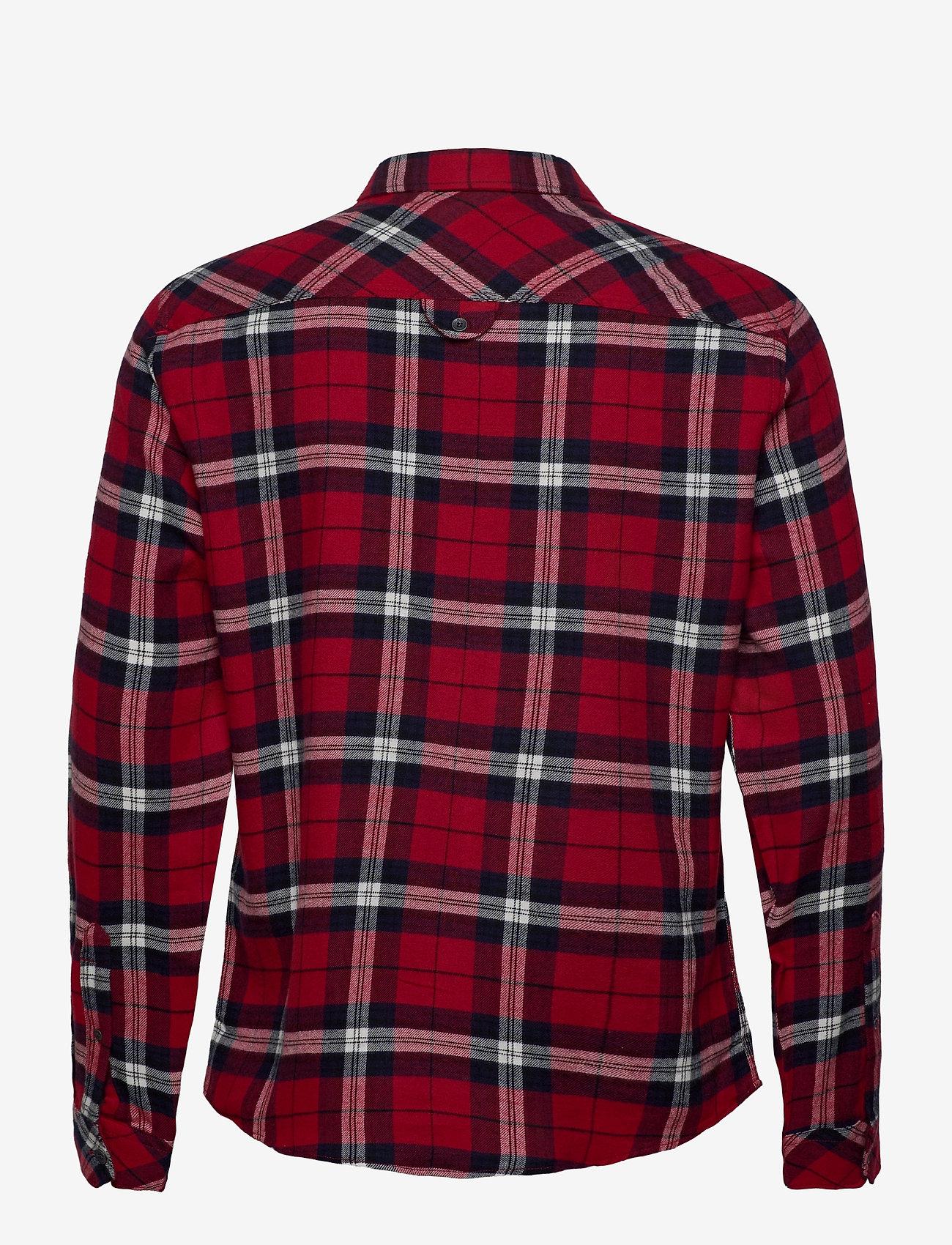 Blend - Shirt - koszule w kratkę - chili pepper - 1