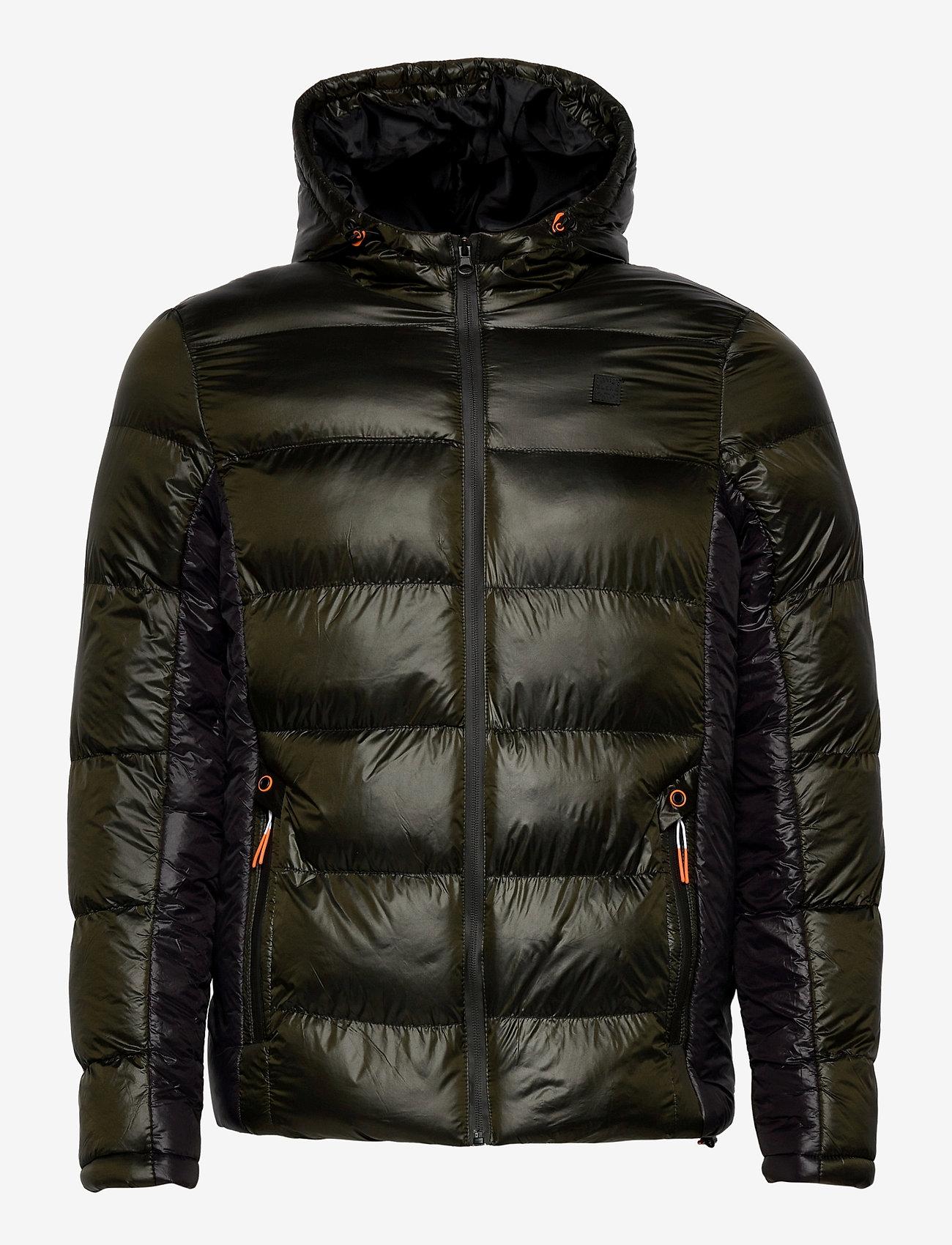 Blend - Outerwear - donsjassen - rosin - 1