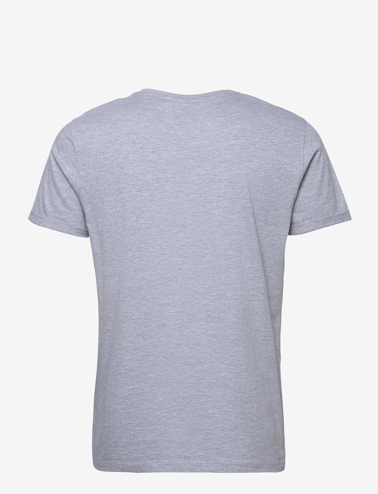 Blend - Tee - Organic - basic t-shirts - stone mix - 1