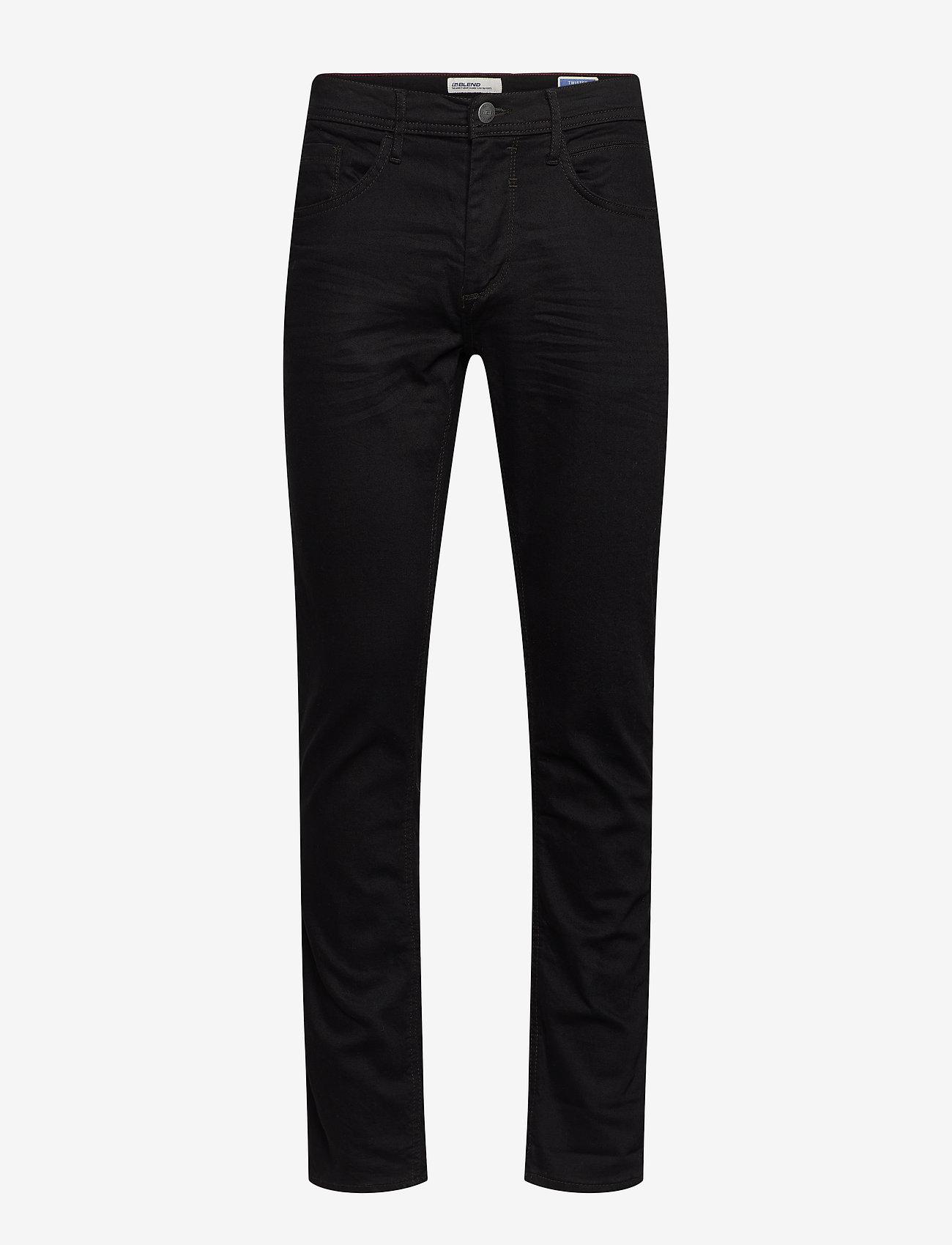 Blend - Twister fit - Clean - regular jeans - denim raw black - 0