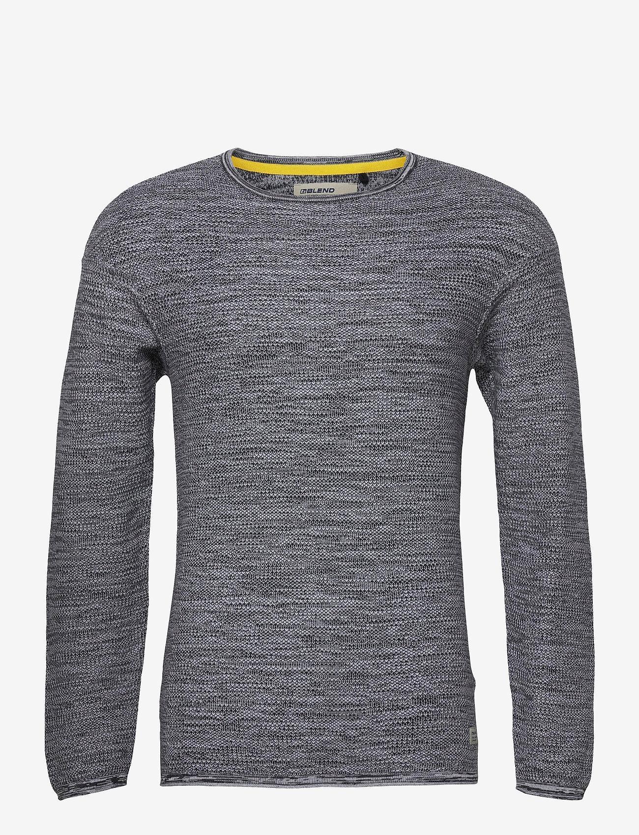 Blend - Pullover - podstawowa odzież z dzianiny - black - 0