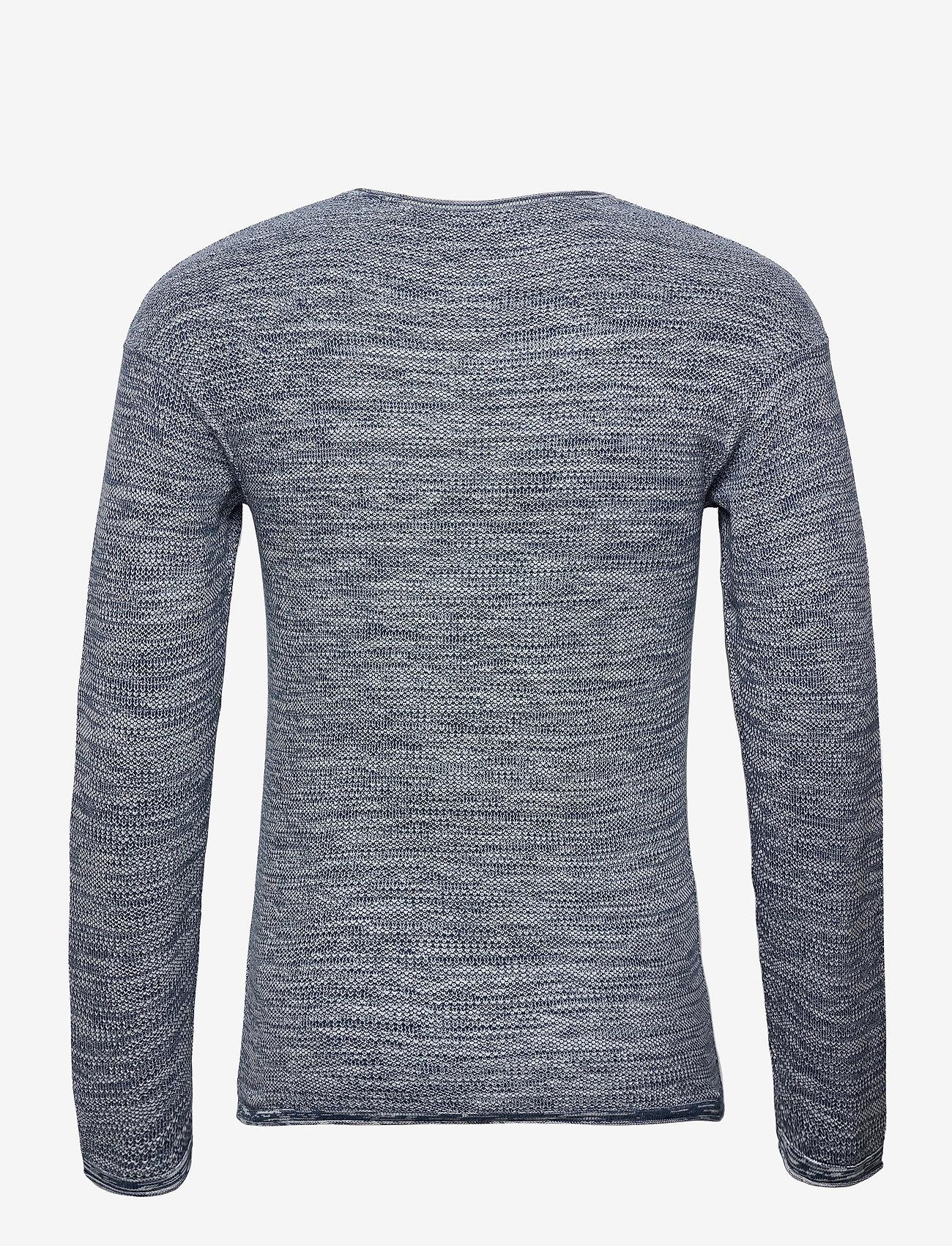 Blend - Pullover - podstawowa odzież z dzianiny - dark denim - 1