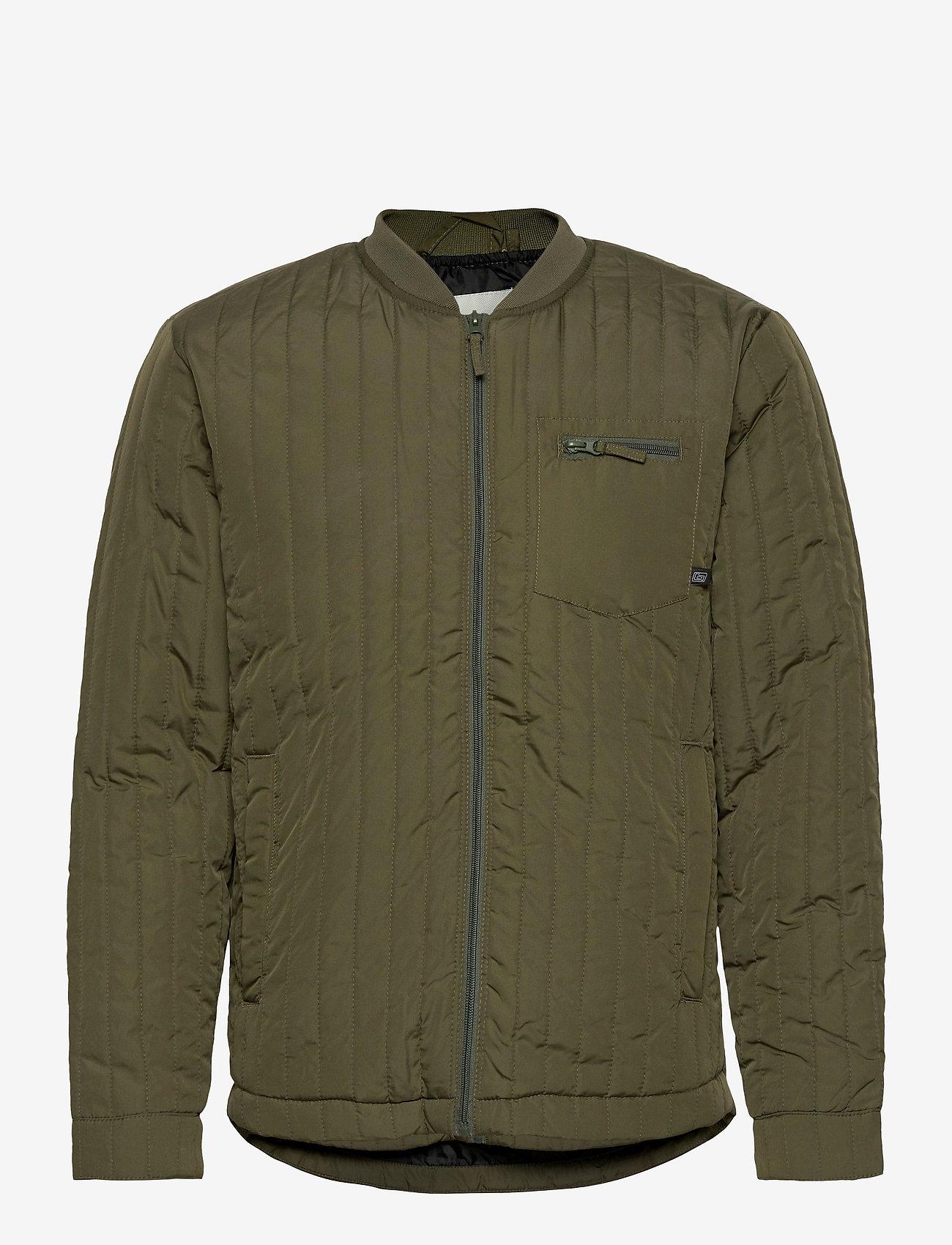 Blend - Outerwear - donsjassen - dusty olive - 0
