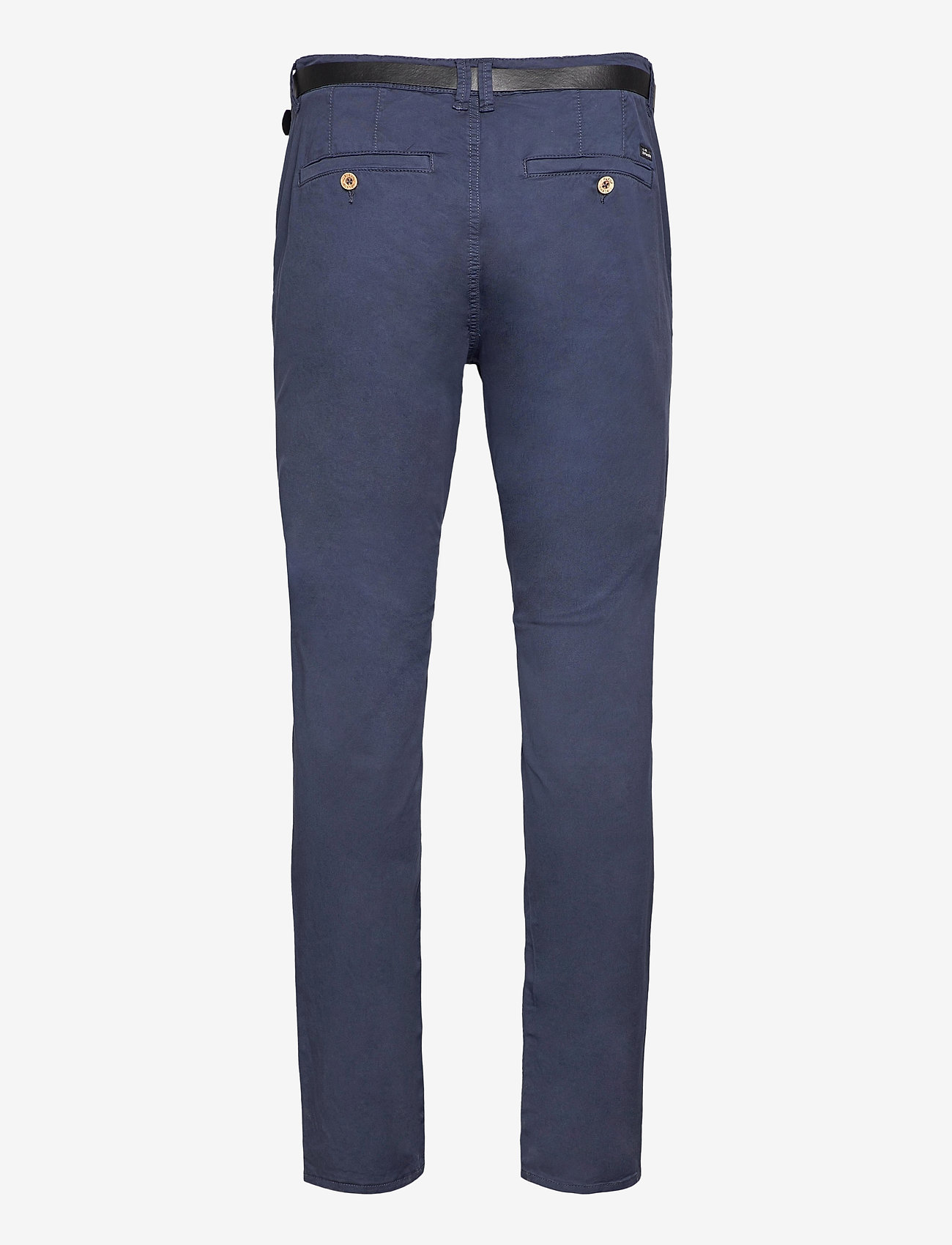Blend - Pants - chino's - dress blues - 1