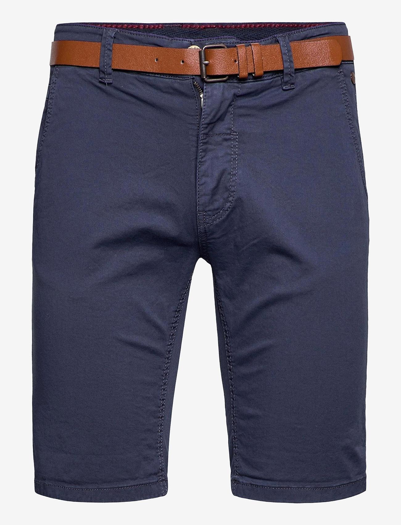 Blend - Shorts - chino's shorts - dress blues - 0