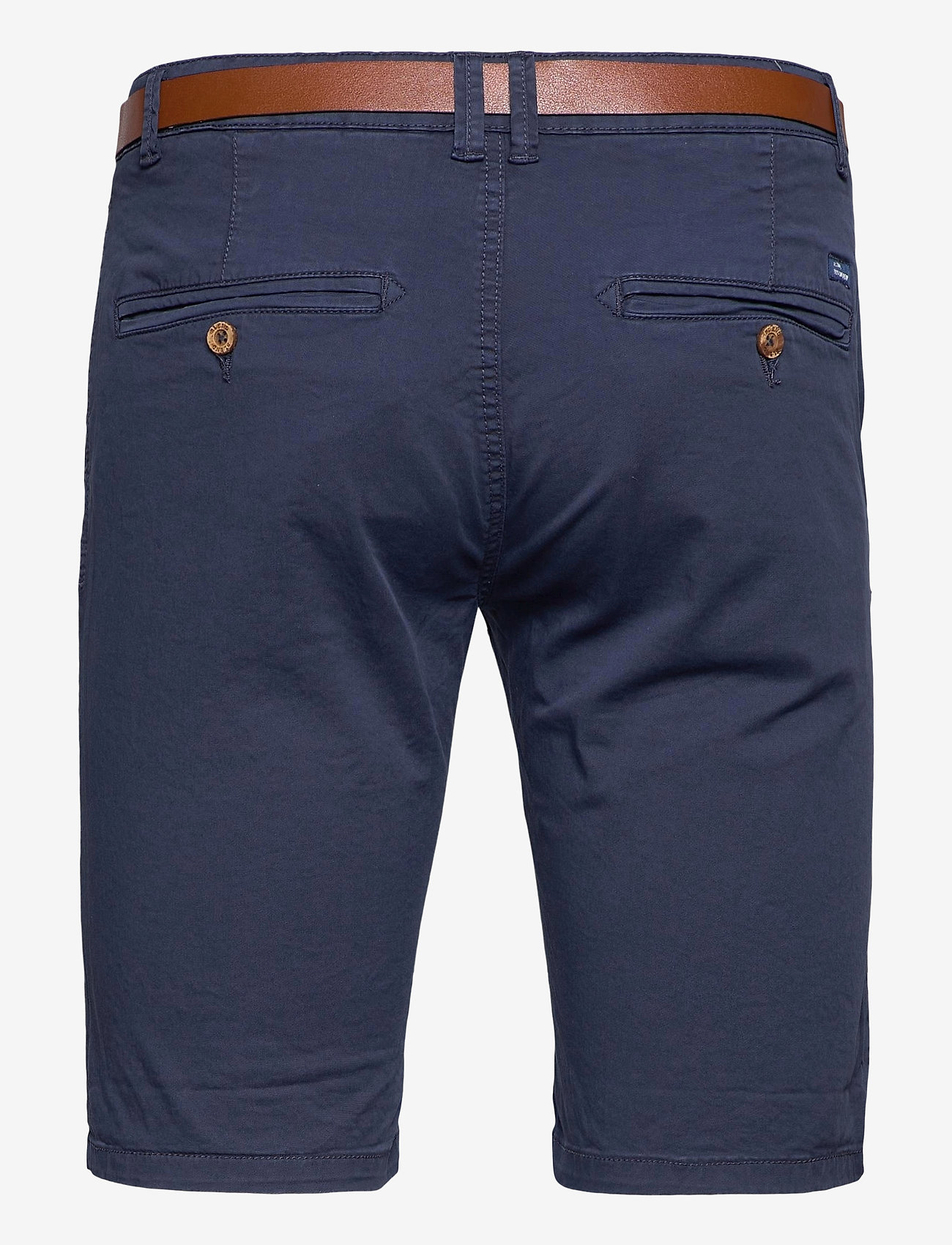 Blend - Shorts - chino's shorts - dress blues - 1