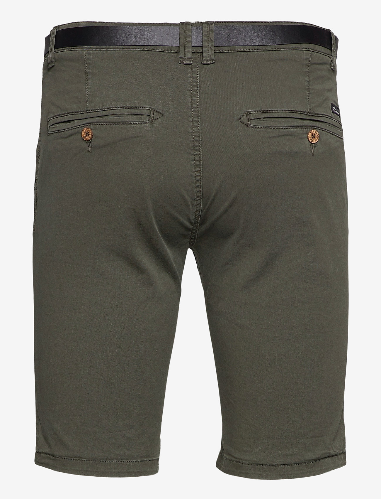 Blend - Shorts - chino's shorts - forest night - 1