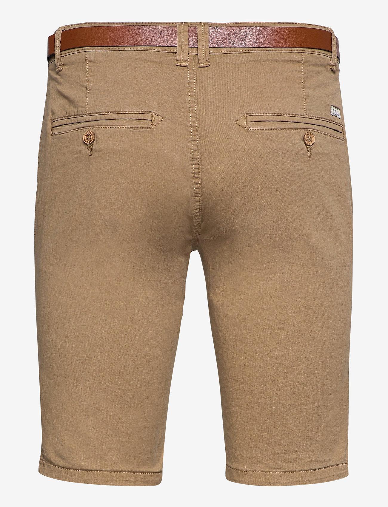 Blend - Shorts - chinos shorts - lead gray - 1