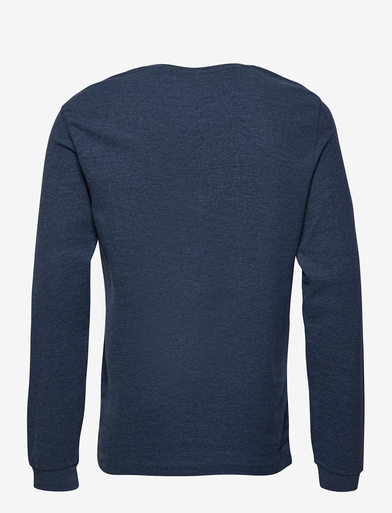 Blend - T-shirt - t-shirts basiques - dark denim - 1
