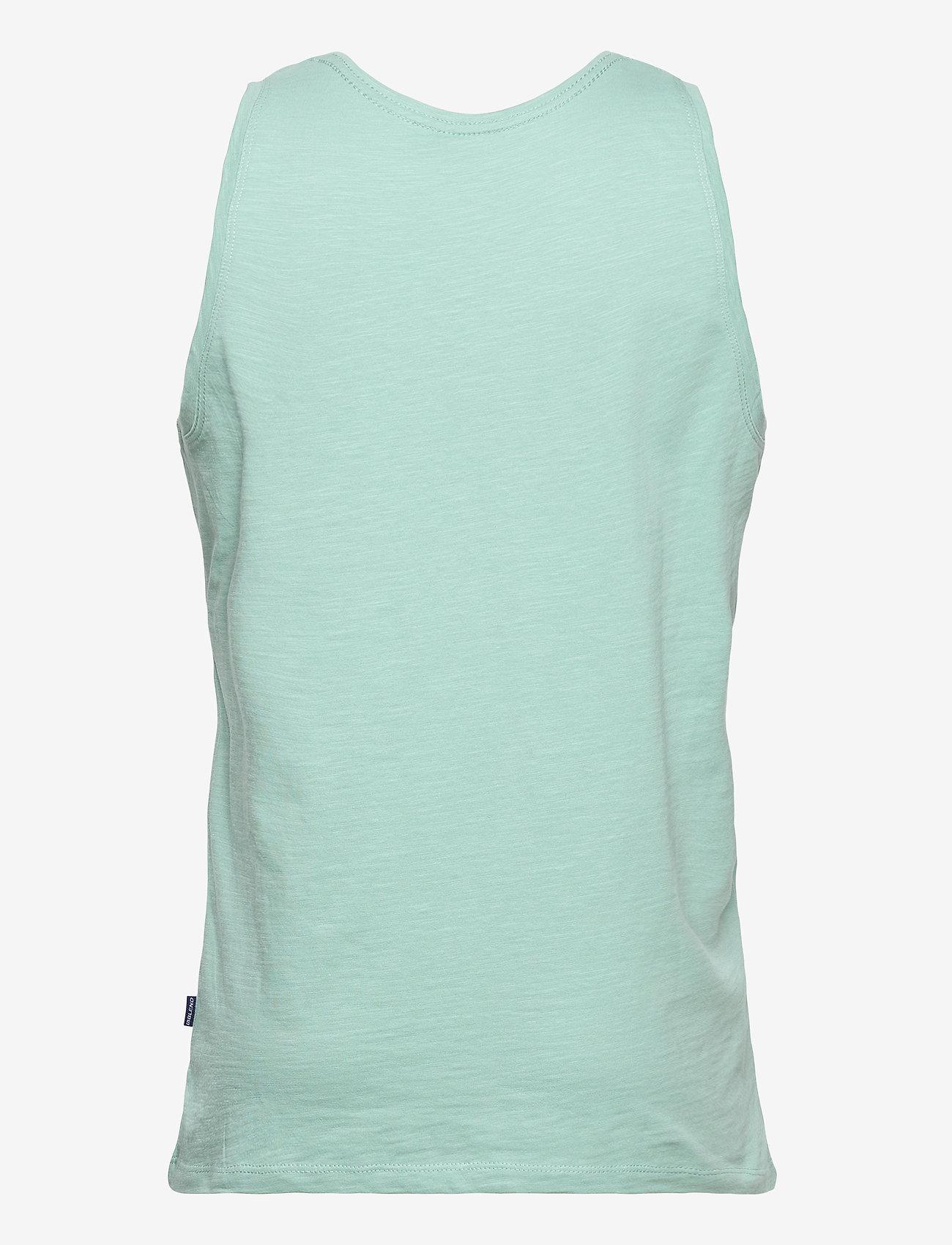 Blend - Tanktop - mouwenloze t-shirts - aquifer - 1