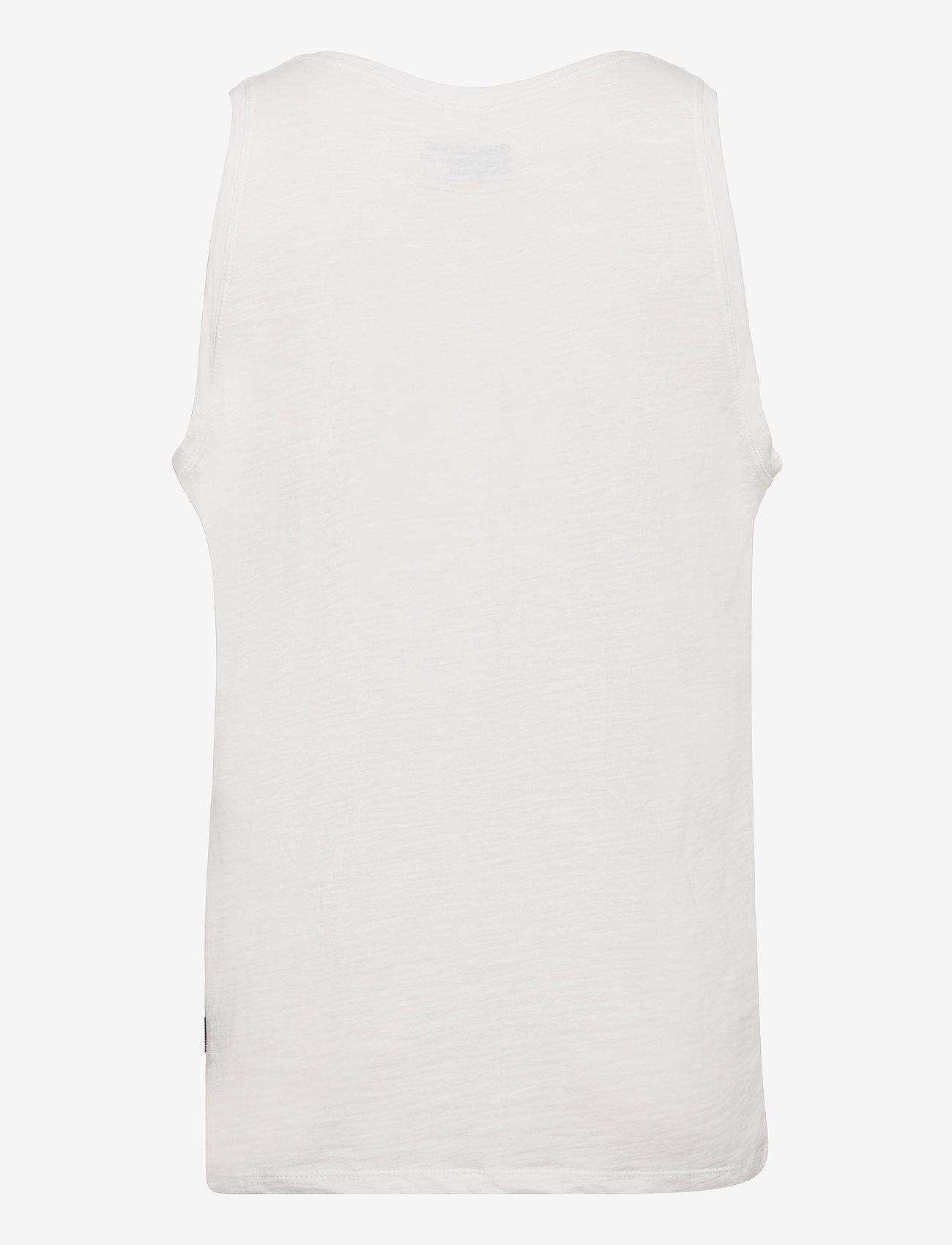 Blend - Tanktop - mouwenloze t-shirts - snow white - 1