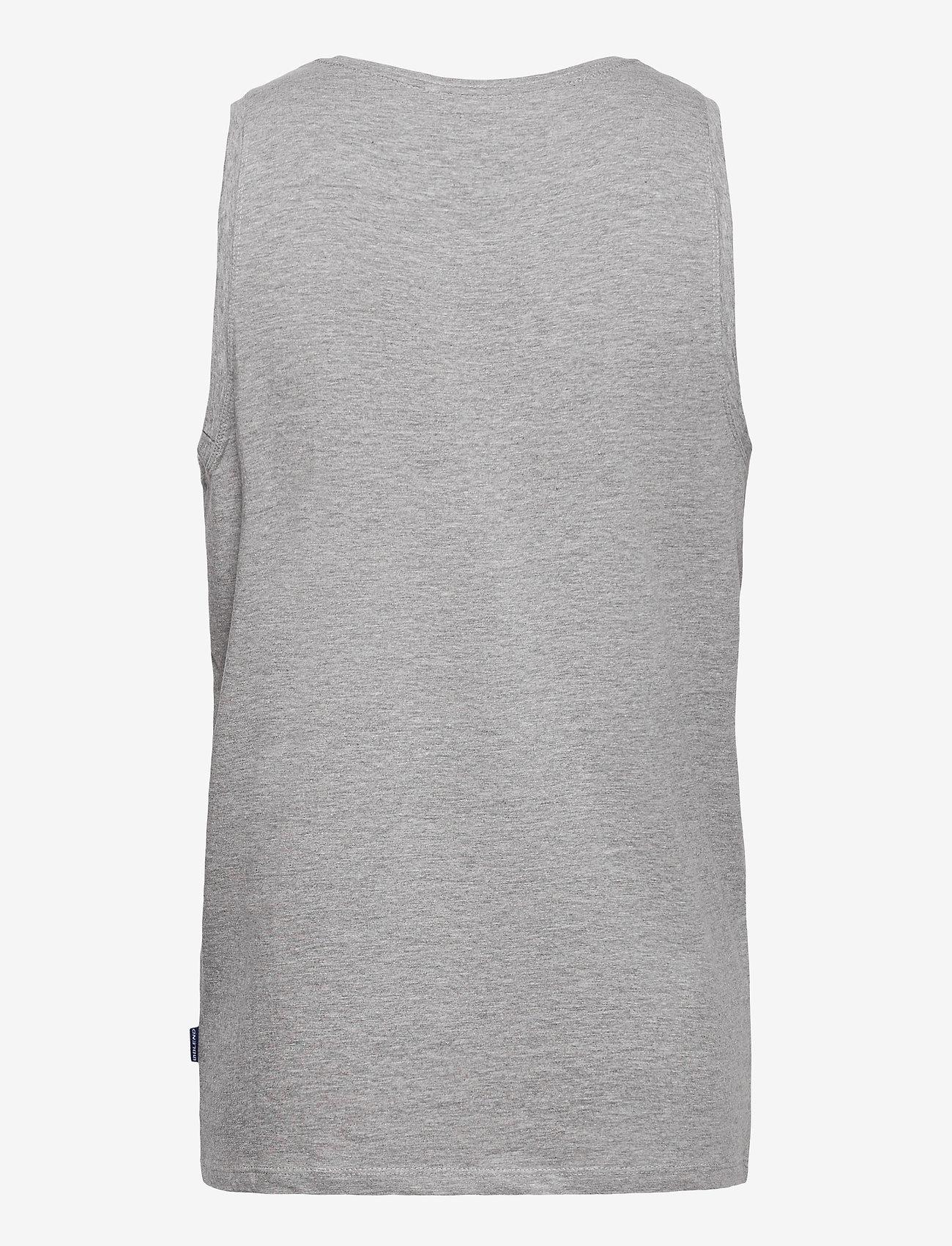Blend - Tanktop - mouwenloze t-shirts - stone mix - 1