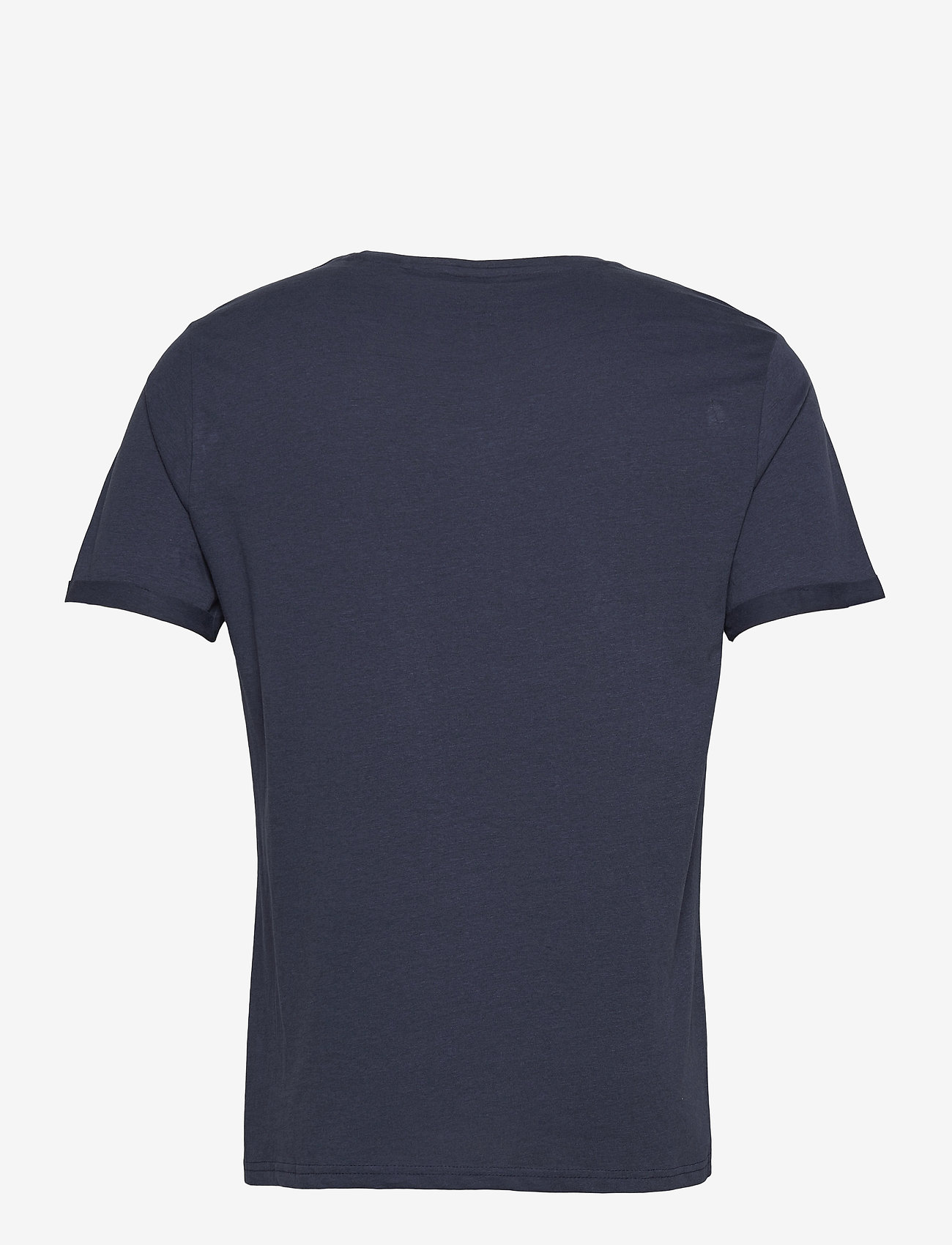 Blend - Tee - basic t-shirts - dress blues - 1