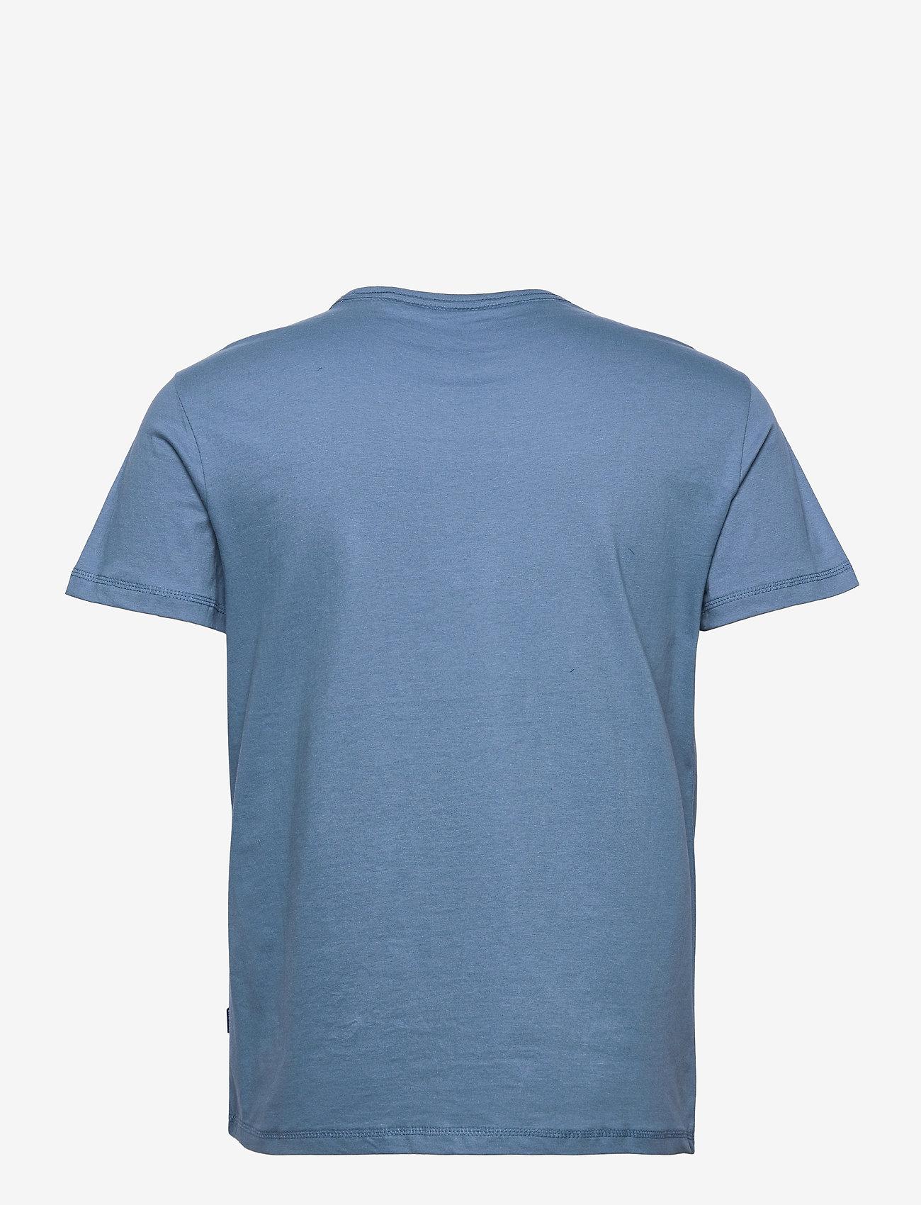 Blend - Tee - korte mouwen - moonlight blue - 1