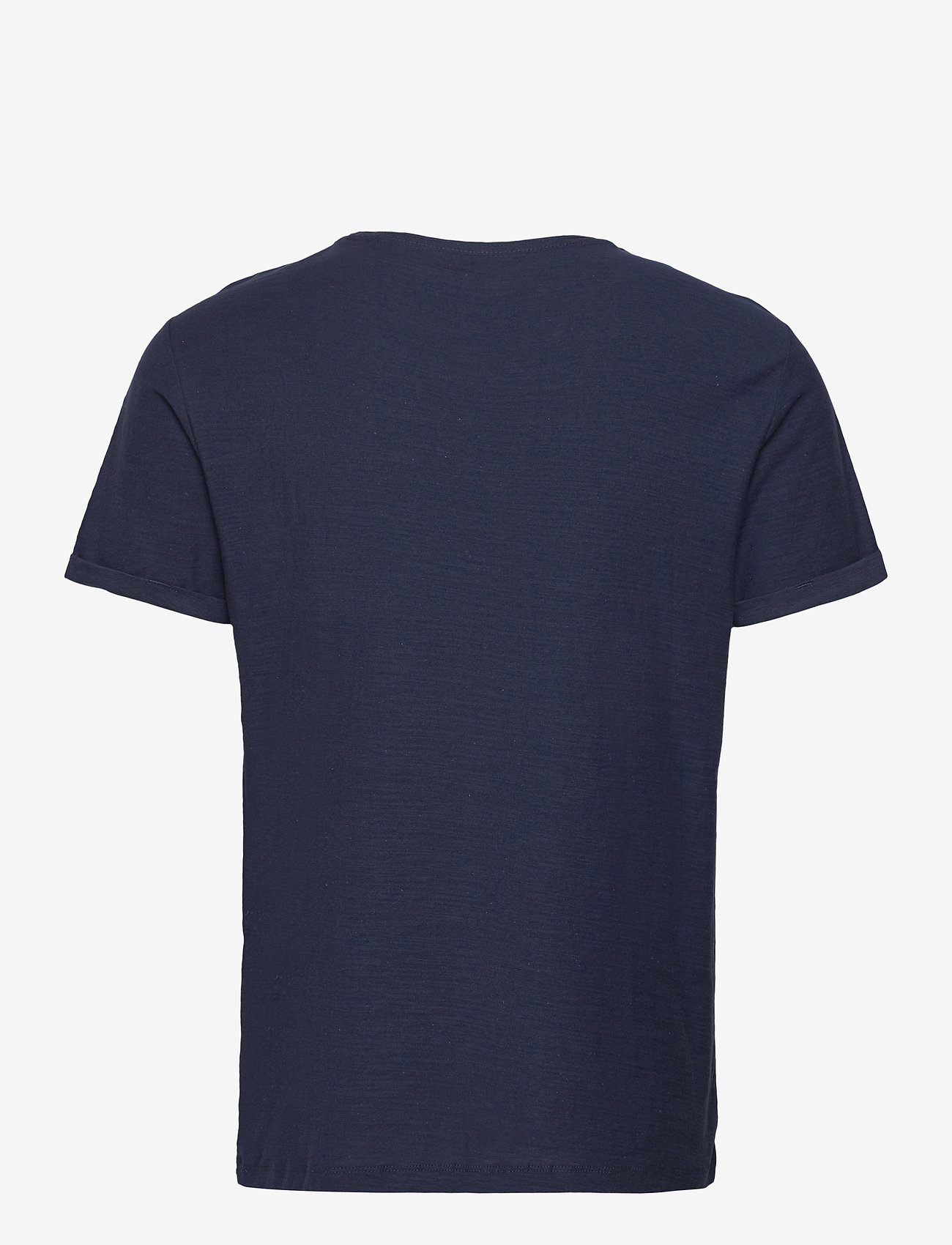 Blend - Tee - basic t-shirts - dress blues - 1