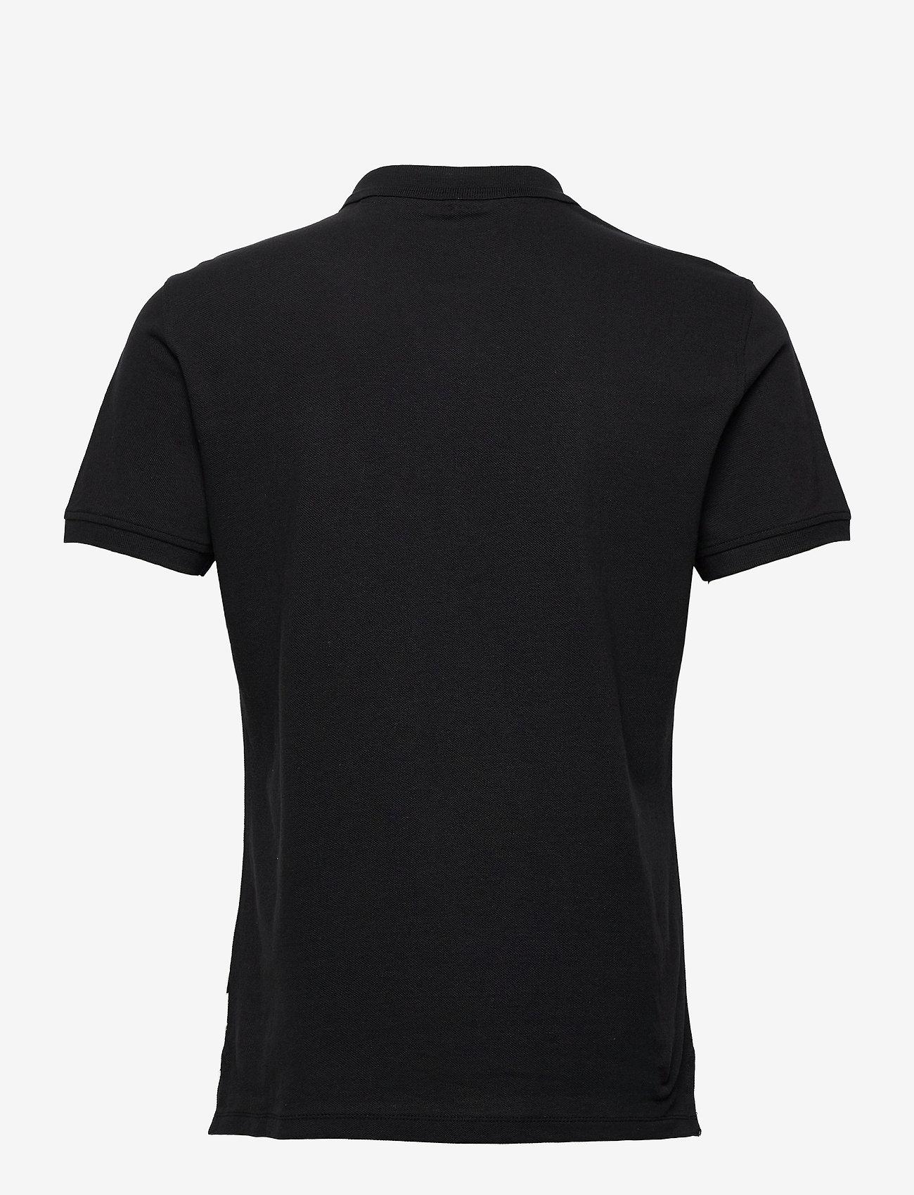 Blend - Poloshirt - poloshirts - black - 1