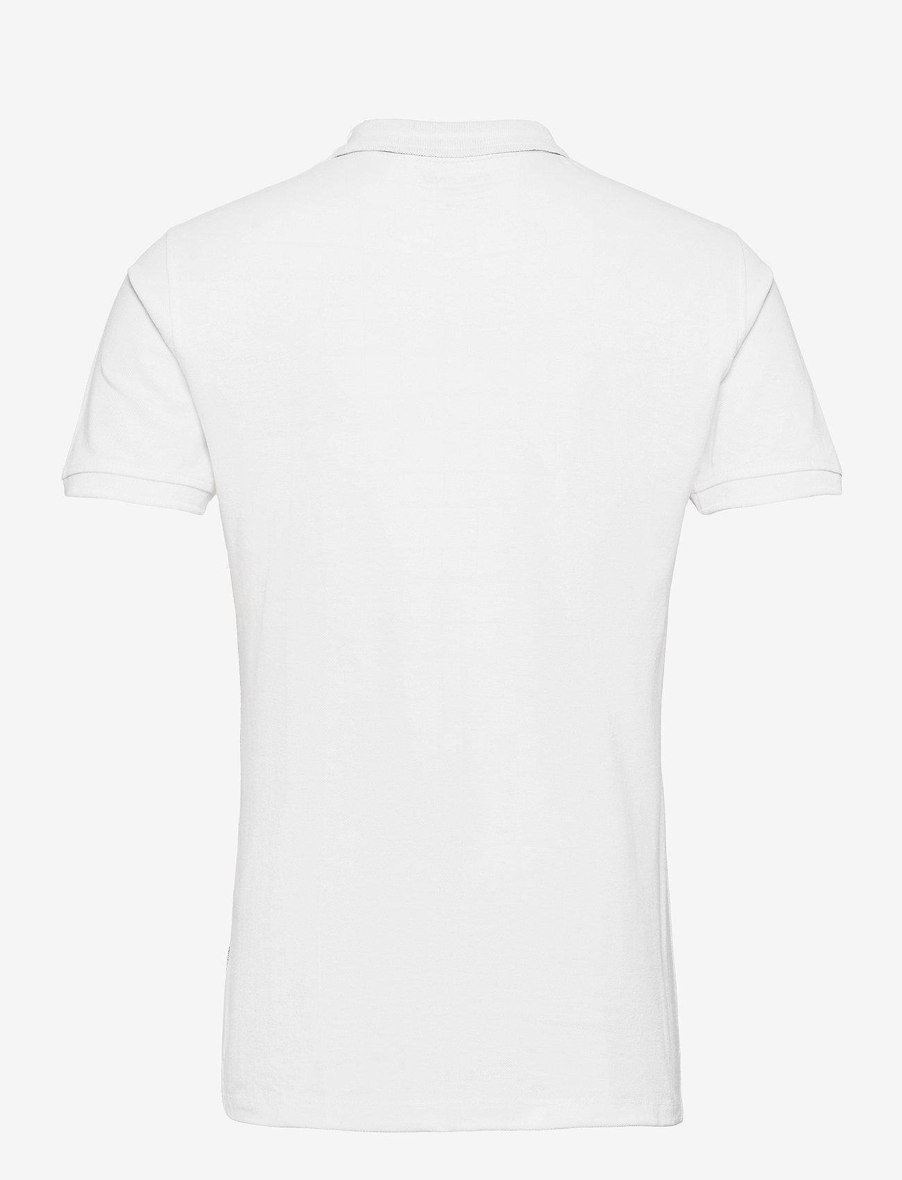 Blend - Poloshirt - krótki rękaw - bright white - 1