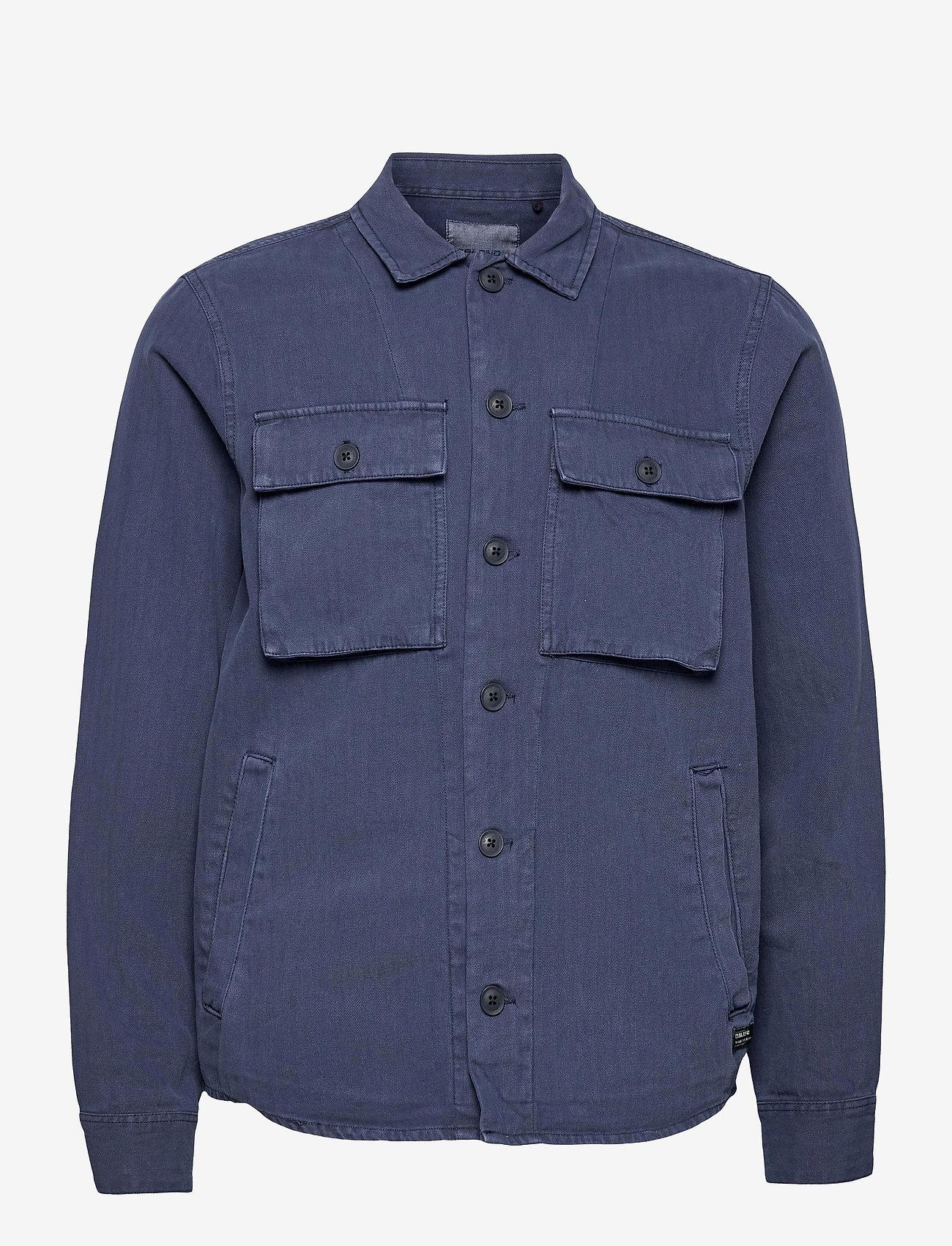 Blend - Outerwear - windjassen - dress blues - 0