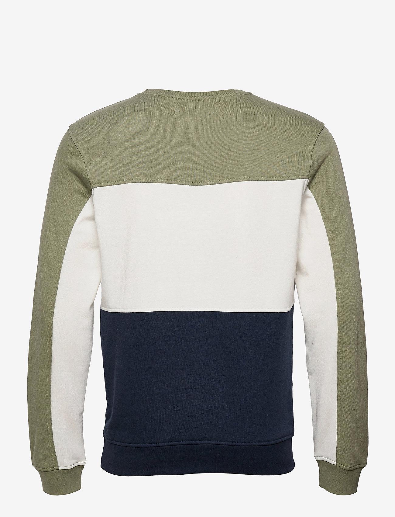 Blend - Sweatshirt - basic sweatshirts - oil green - 1