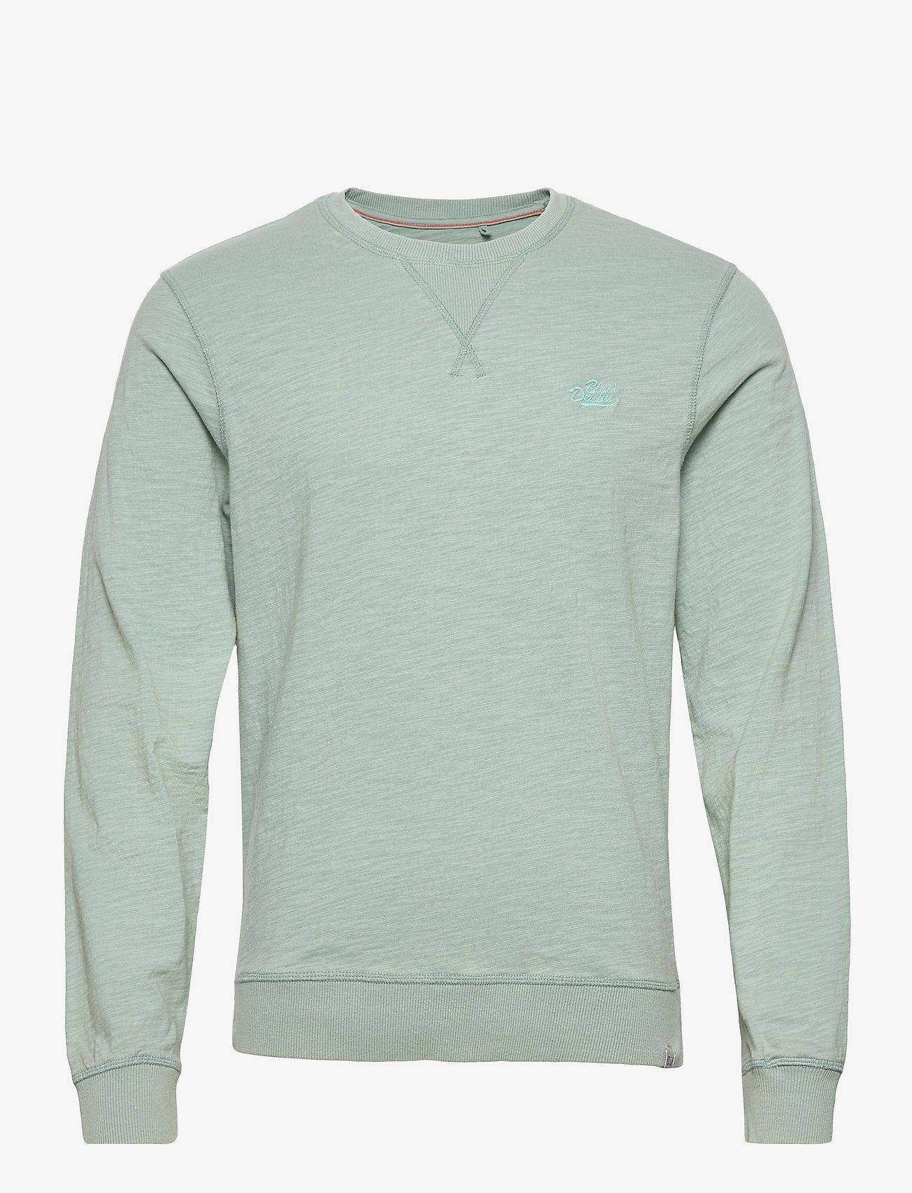 Blend - Sweatshirt - basic sweatshirts - aquifer - 0